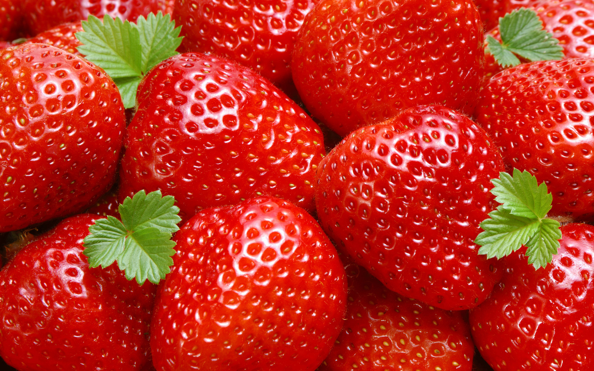 High-definition material Strawberry 3172 - Strawberry close-up ...