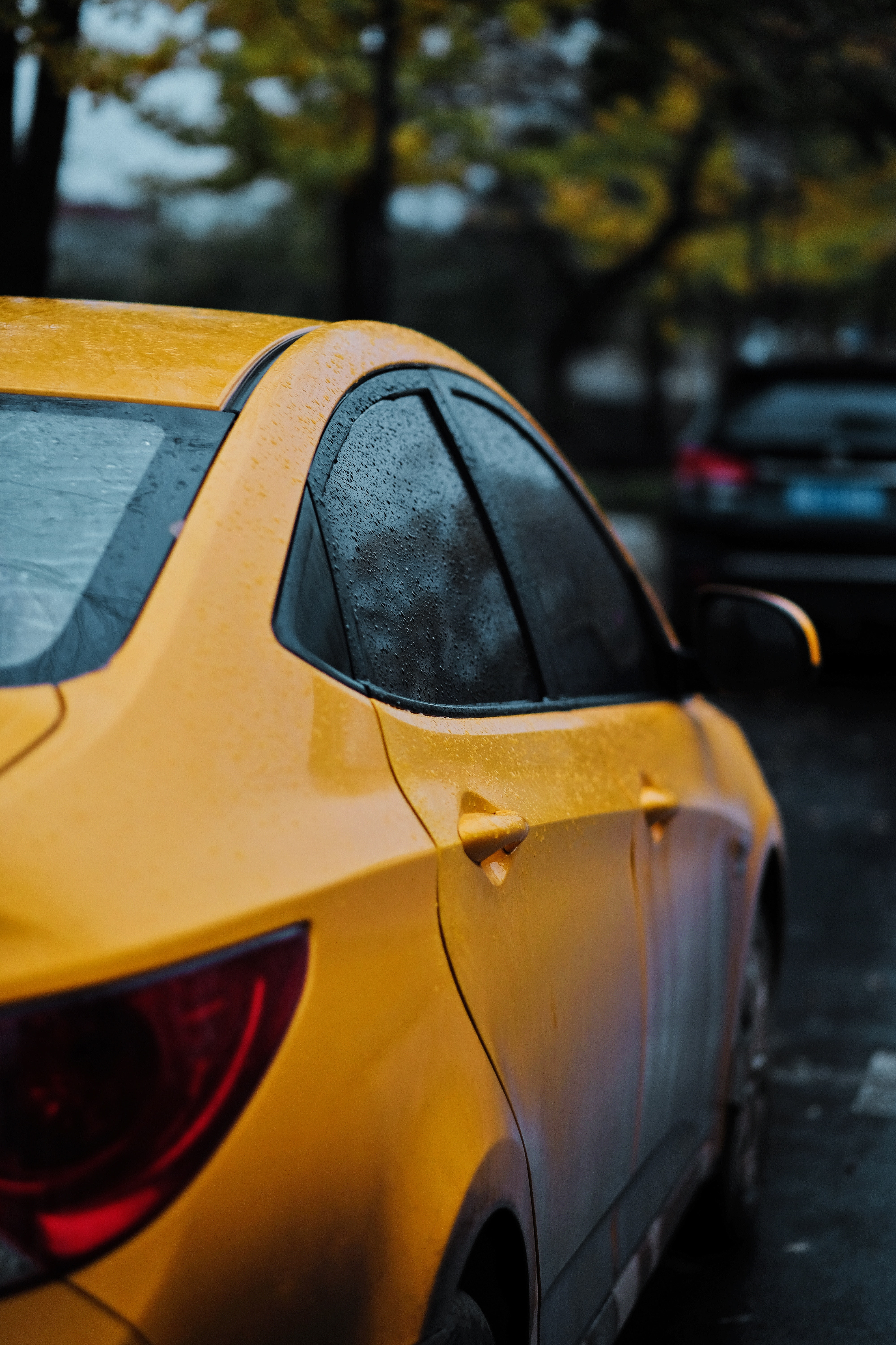Closeup Photography of Yellow Car, Auto, Outdoors, Wheel, Vintage, HQ Photo