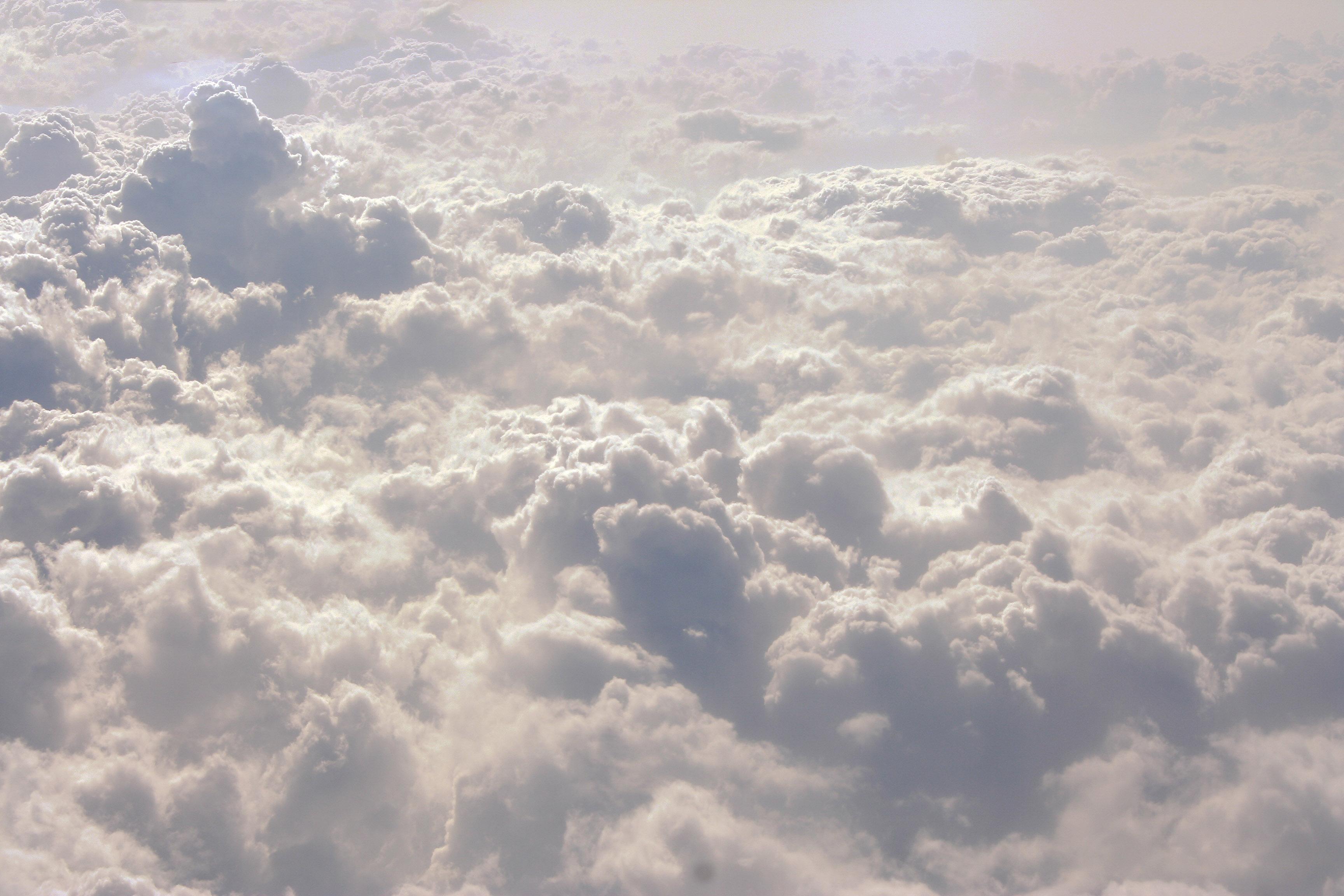 cloud texture above clouds fairy tale sky texture - TextureX- Free ...