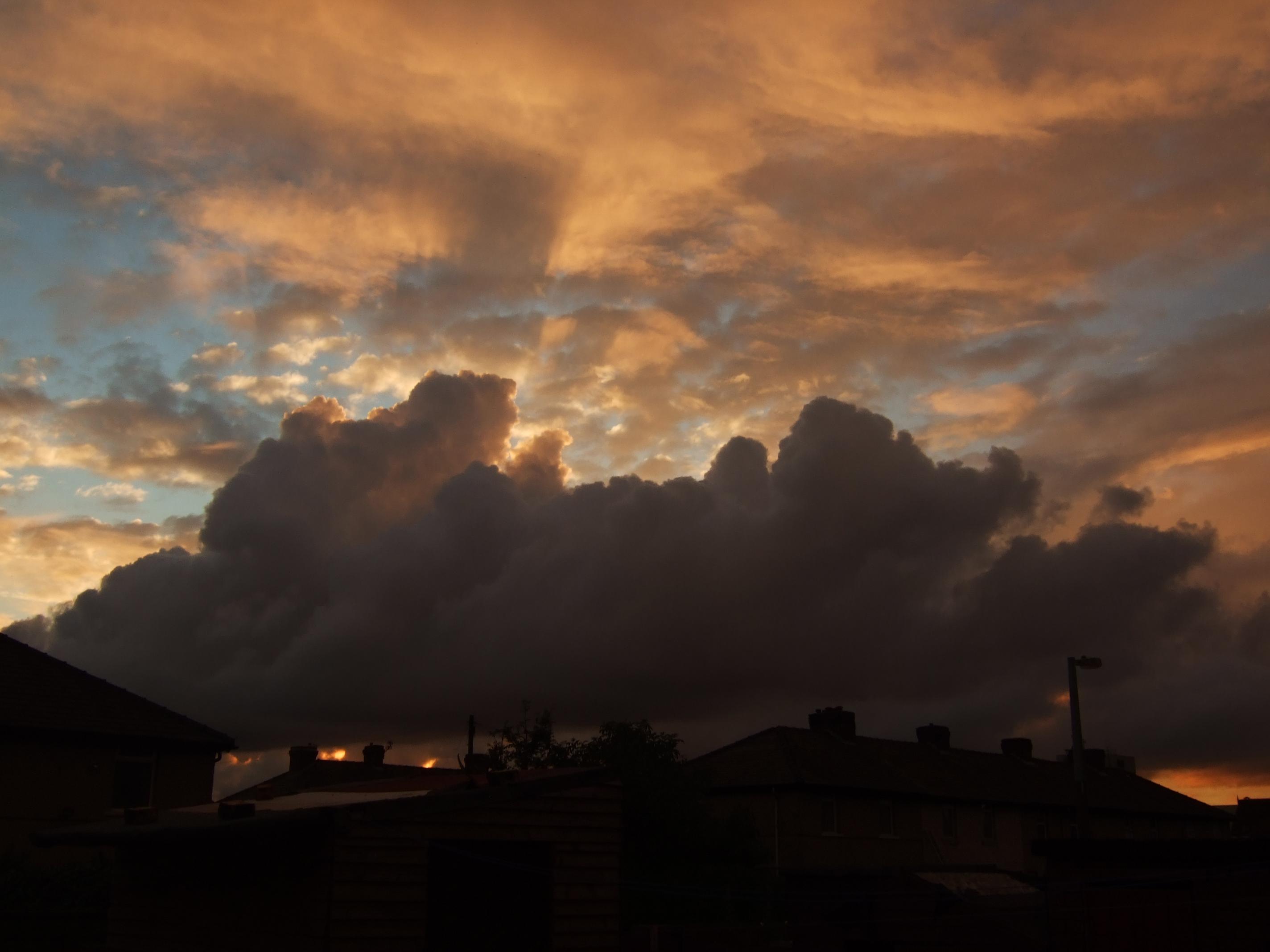 Clouds, Blue, Cloudy, Heaven, Skies, HQ Photo