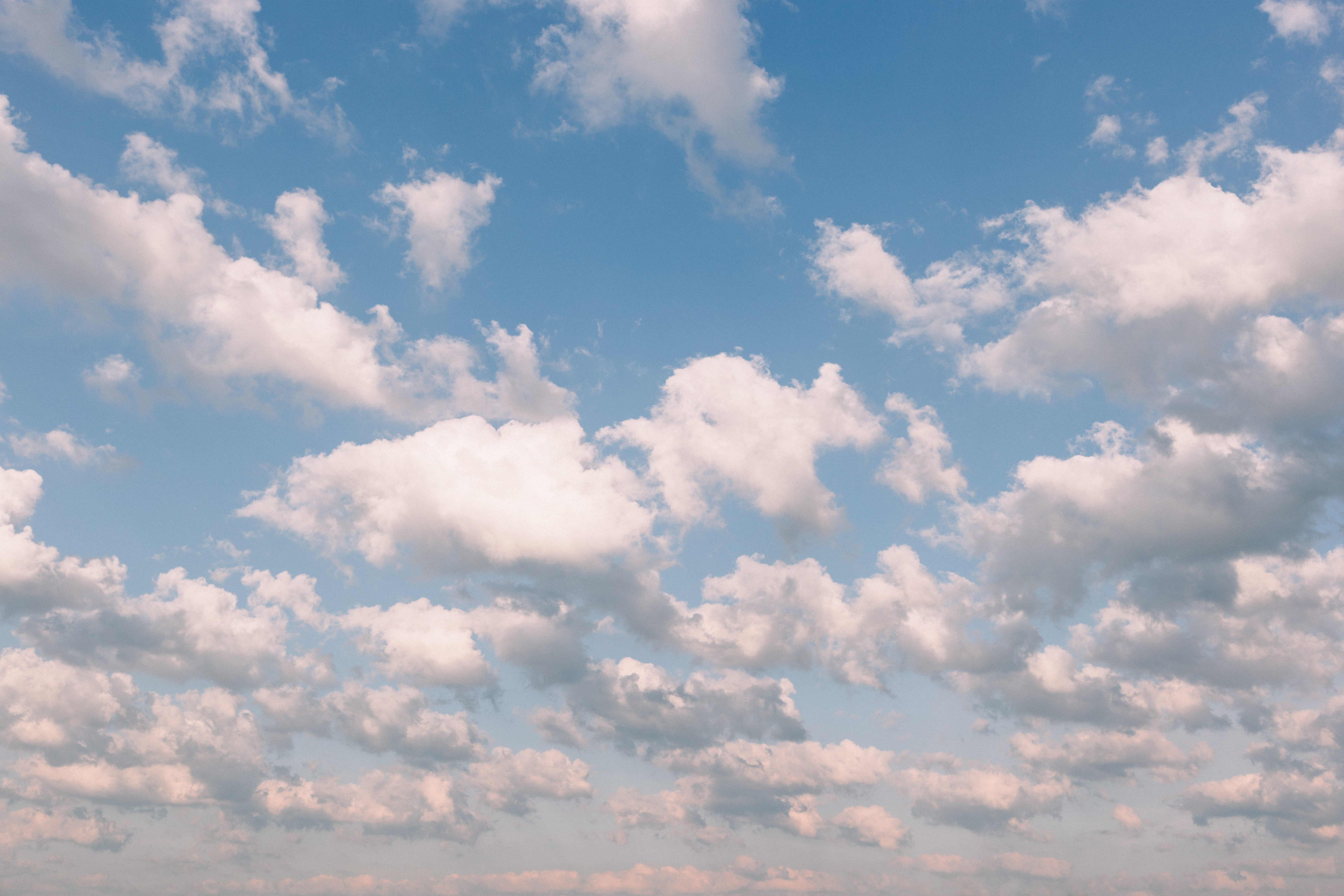 Free stock photo of blue sky, cloudiness, clouds