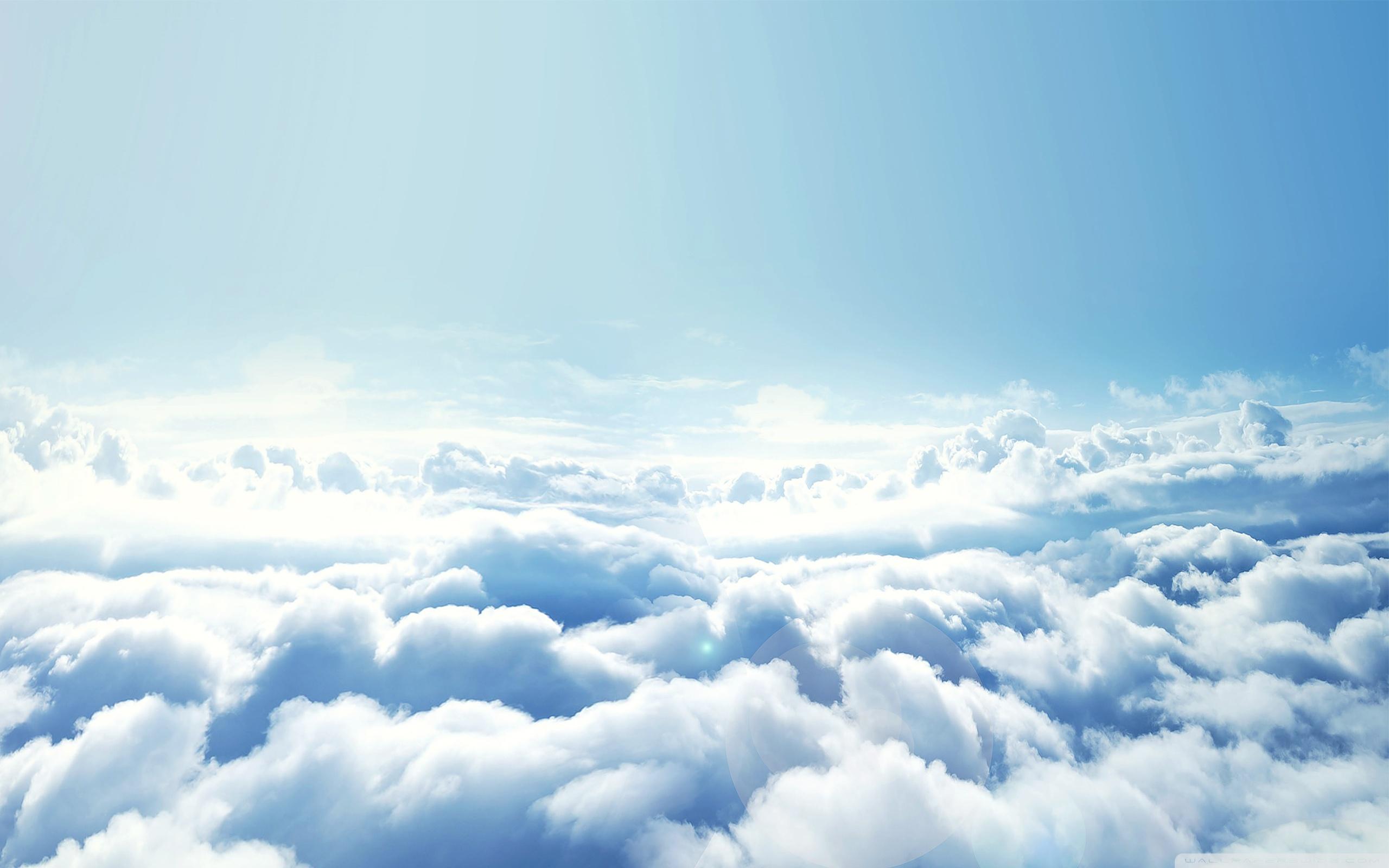 Winter Clouds ❤ 4K HD Desktop Wallpaper for 4K Ultra HD TV • Dual ...