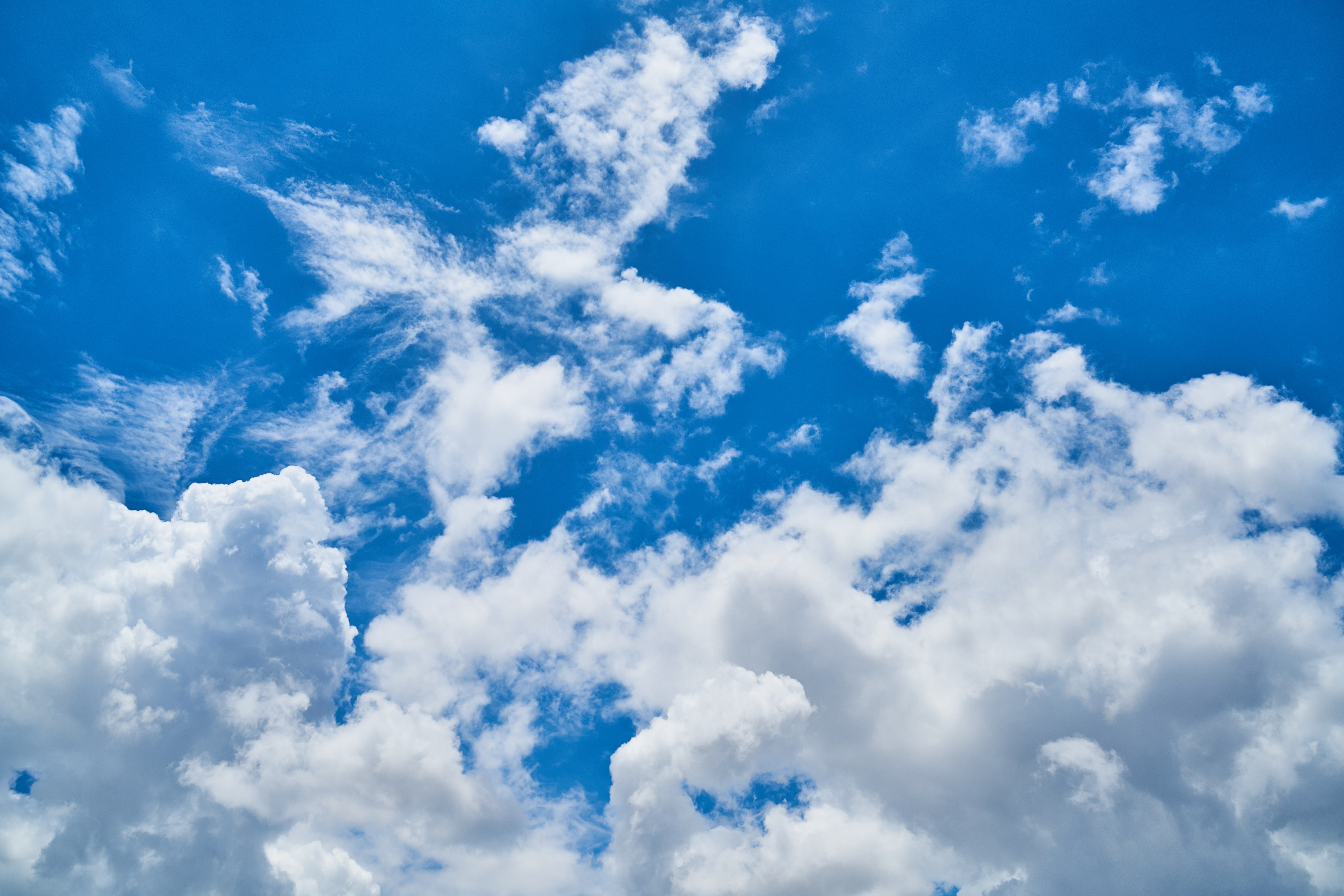 Free stock photo of blue, clouds, cloudy