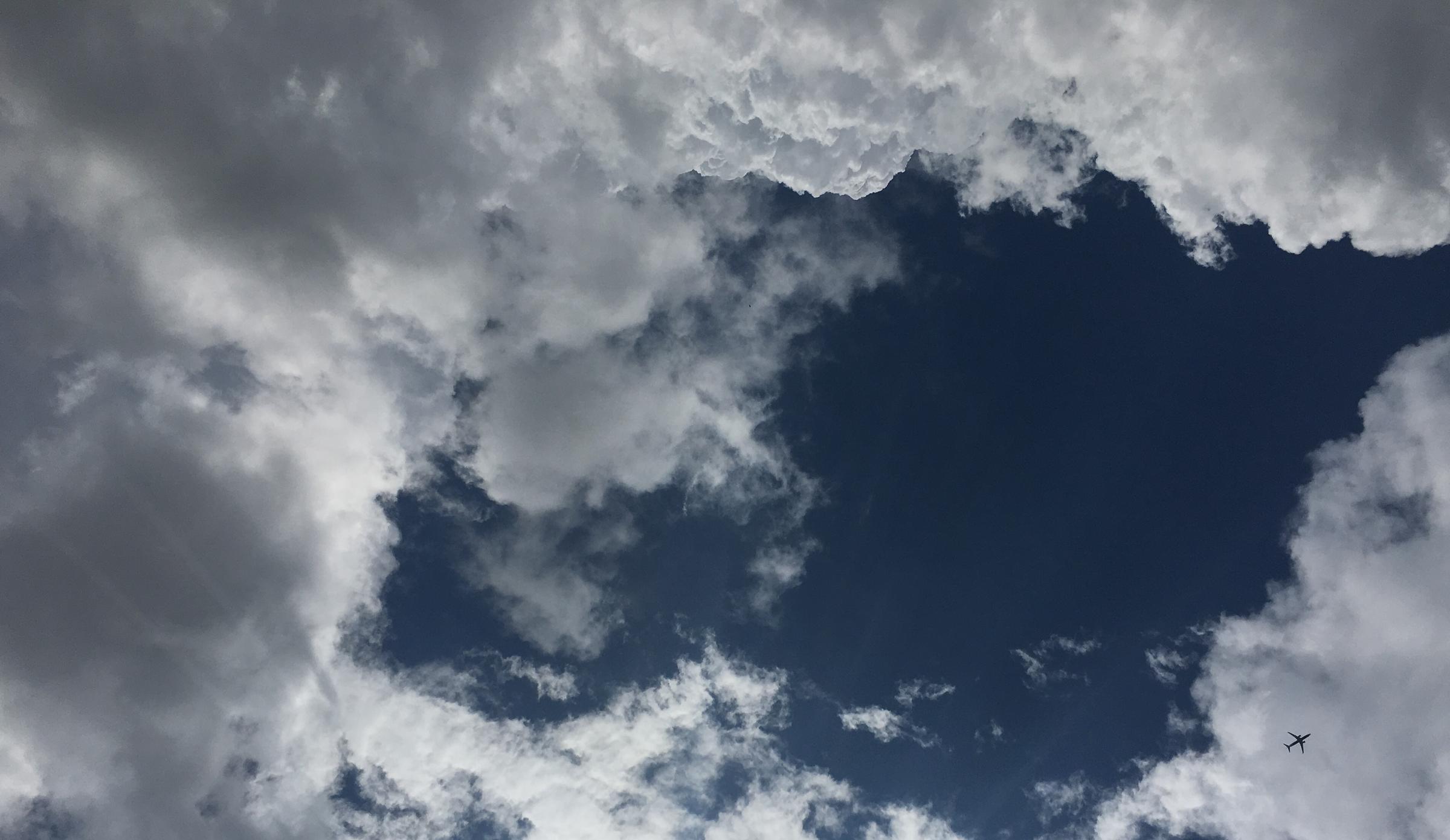 A Nerding Out About Clouds   Connecticut Public Radio