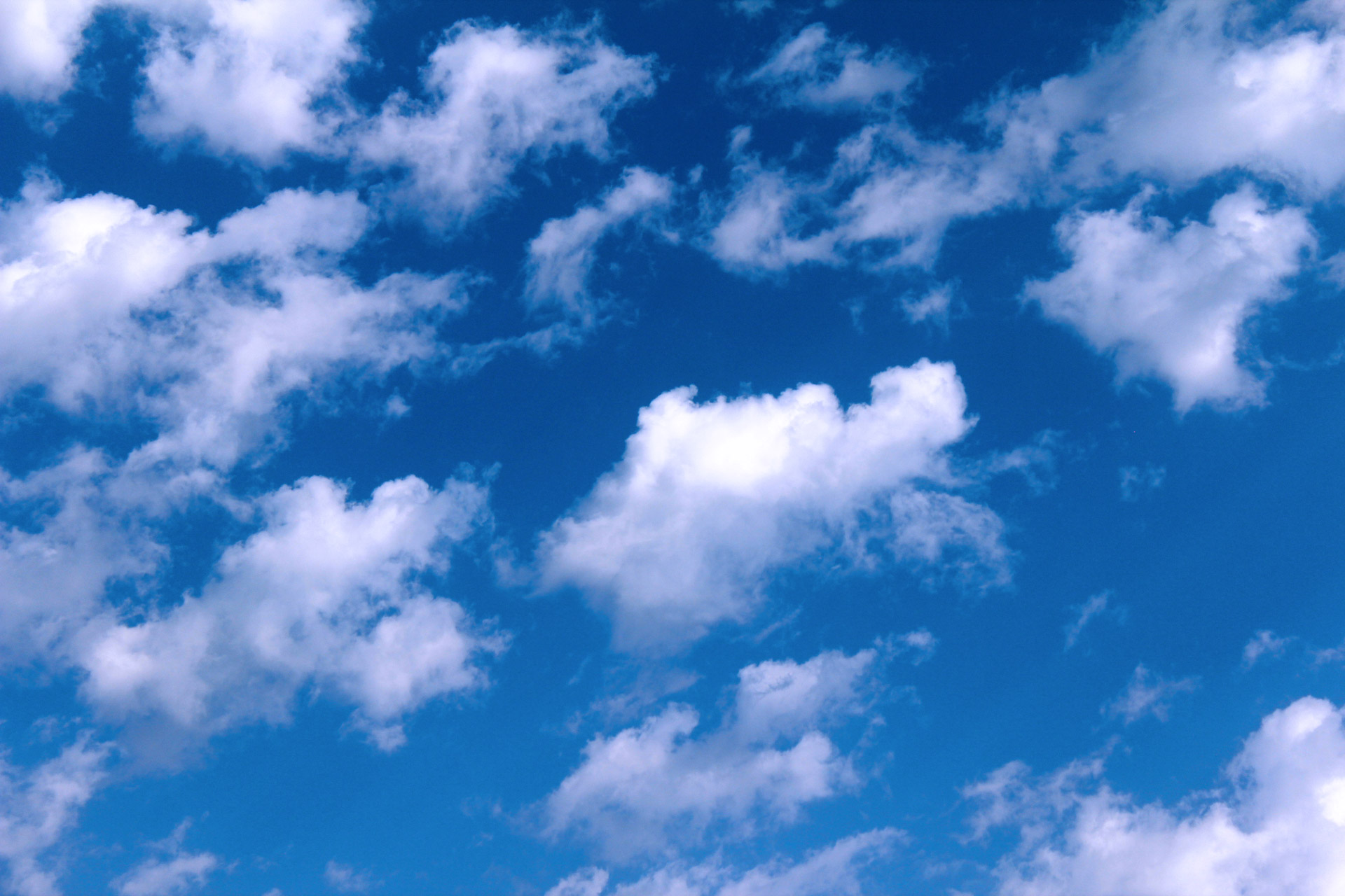 Cloud Cloud Everywhere A Cloud... Free Stock Photo - Public Domain ...