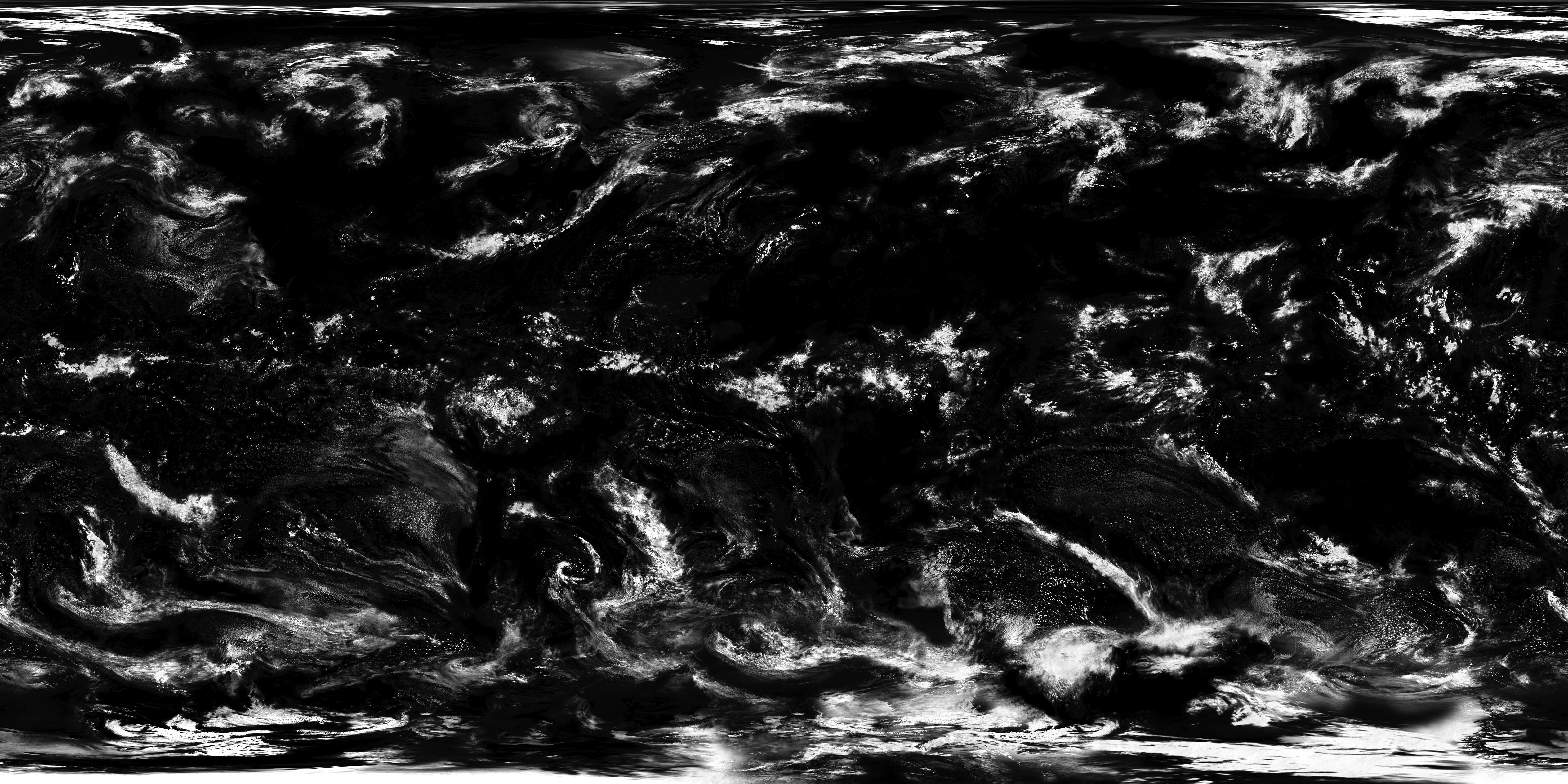 Natural Earth III – Clouds