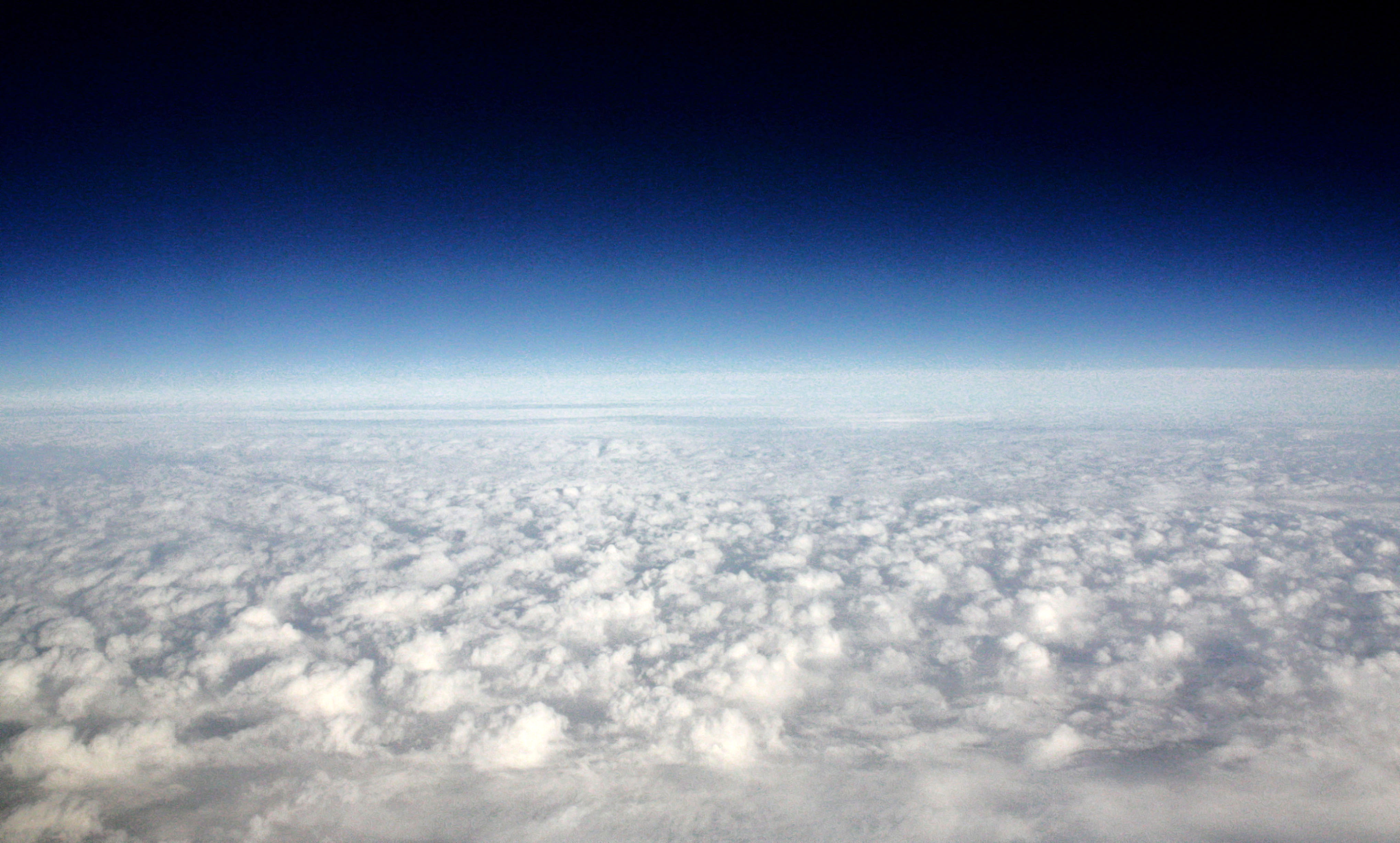 Clouds above the Cloud Sea image - Free stock photo - Public Domain ...