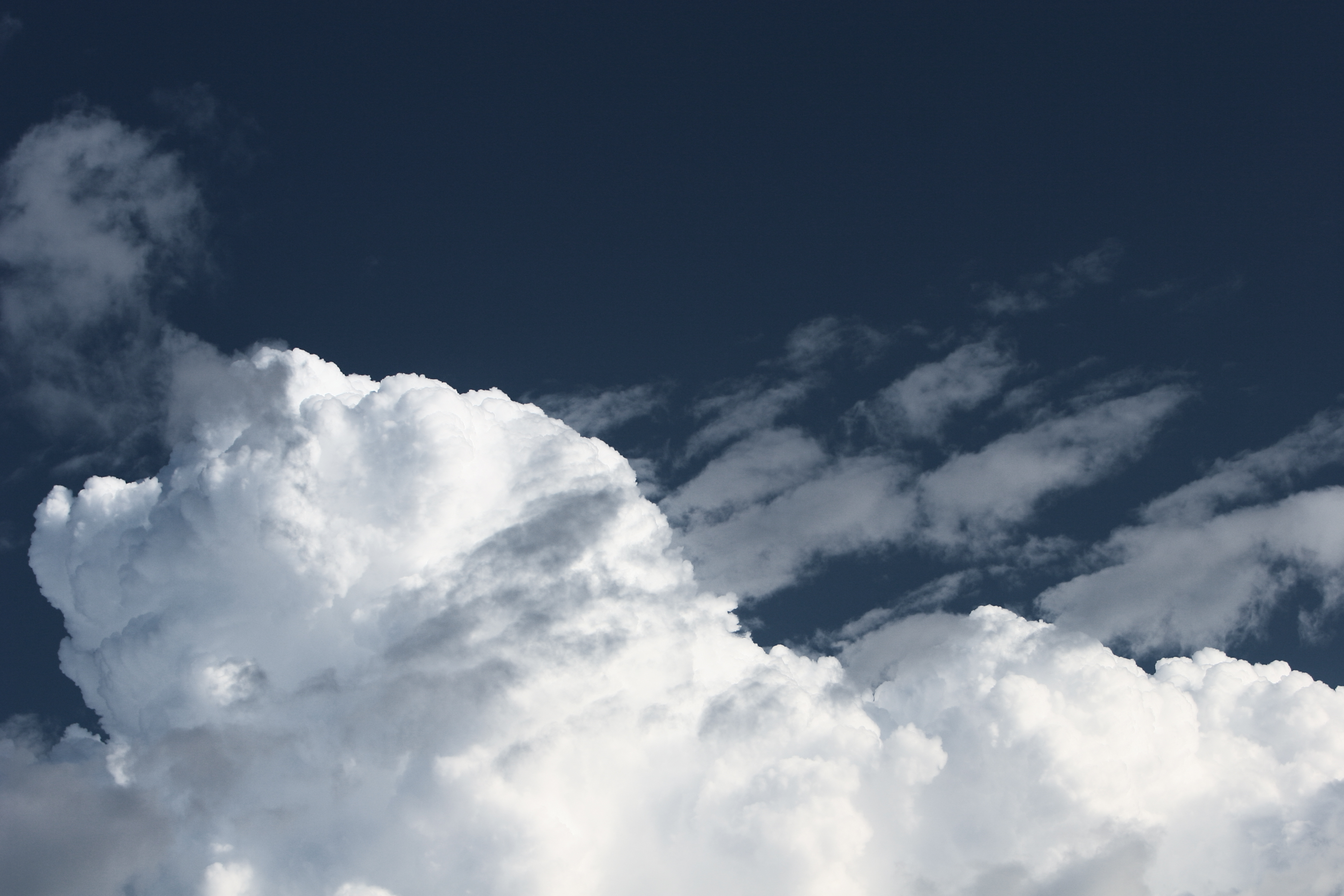 Clouds, Cloudy, Overcast, Skies, Sky, HQ Photo