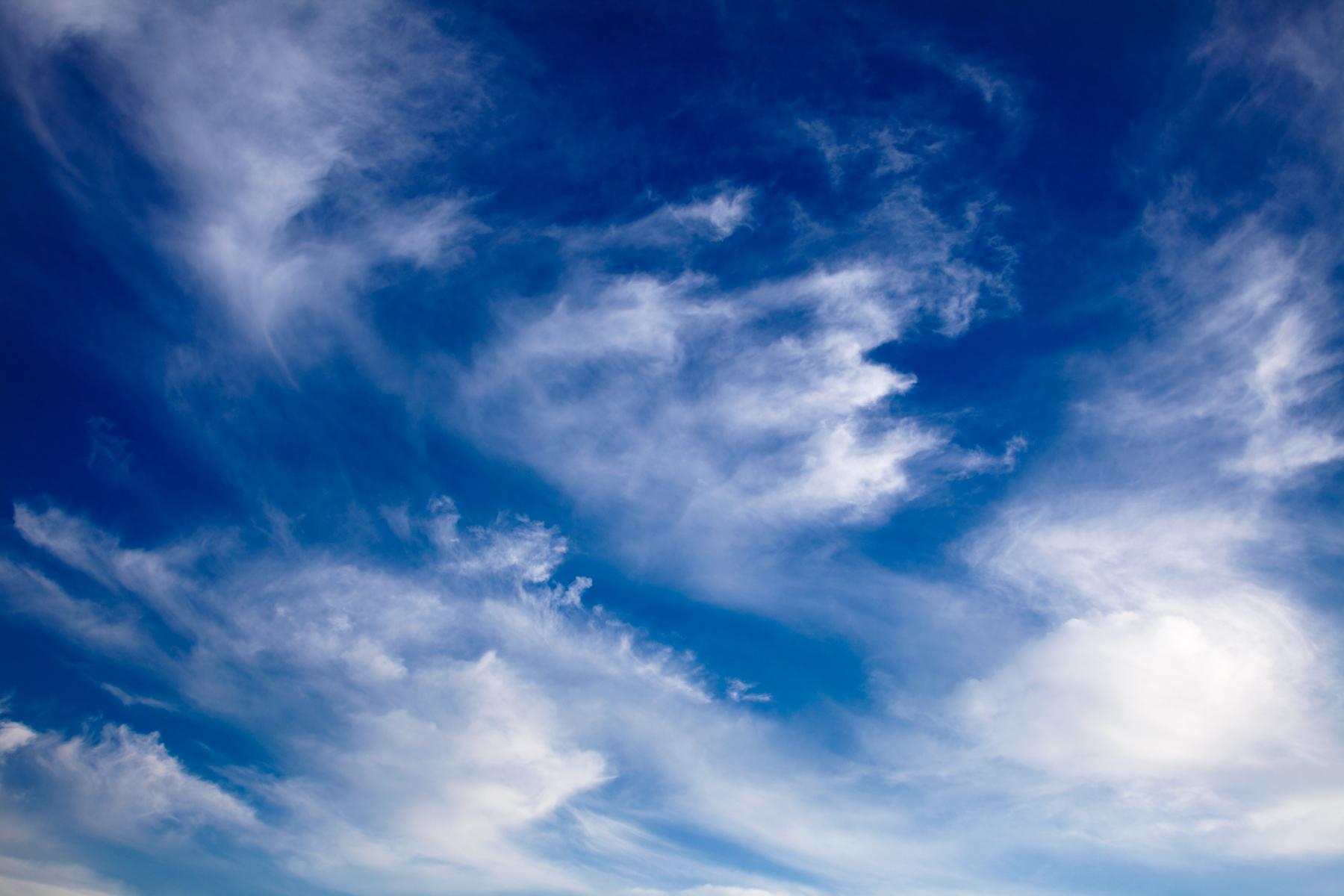 Cloudy Blue Sky, Backdrop, Somadjinn, Scenic, Shape, HQ Photo