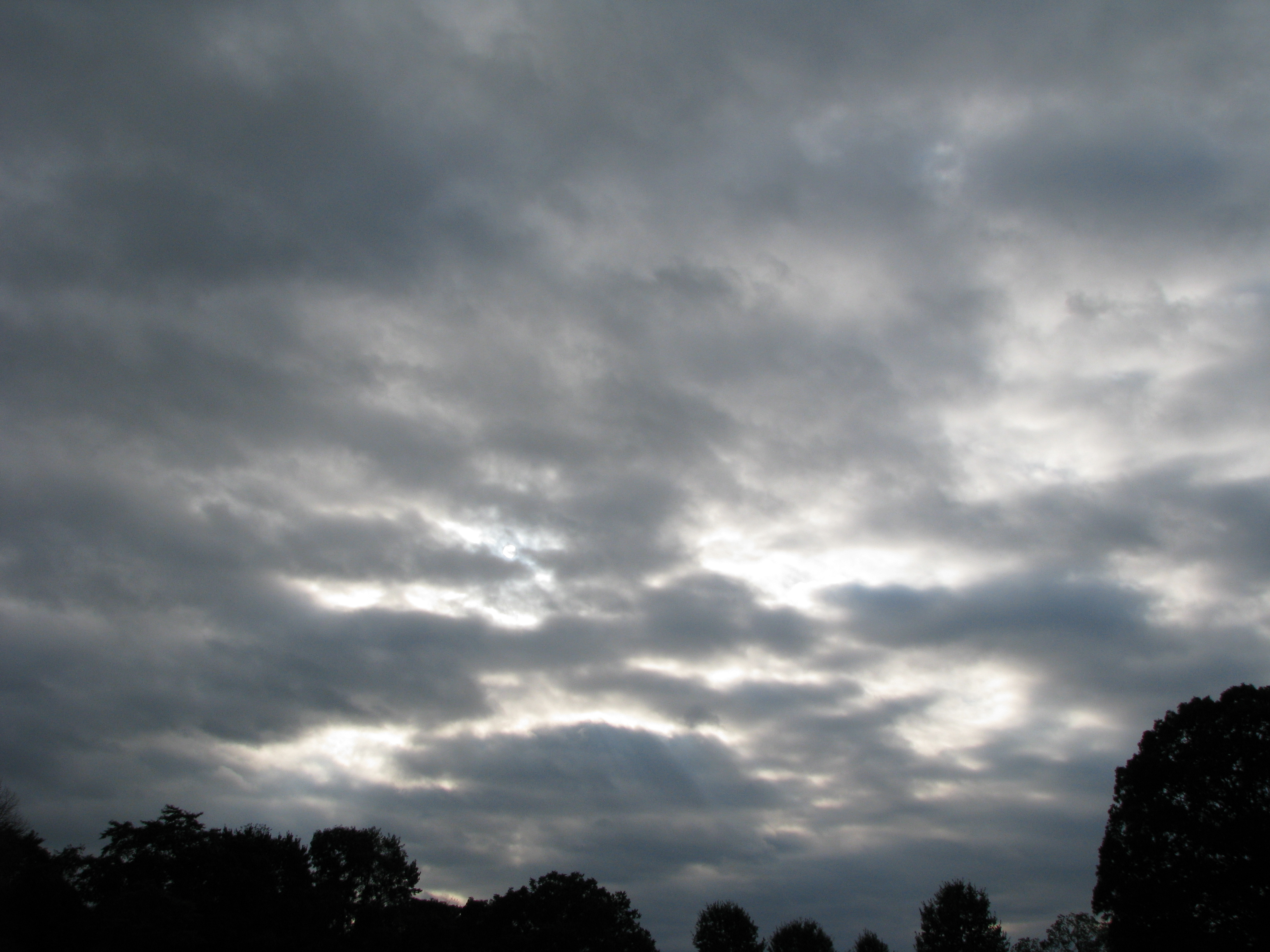 Cloudy mornings photo
