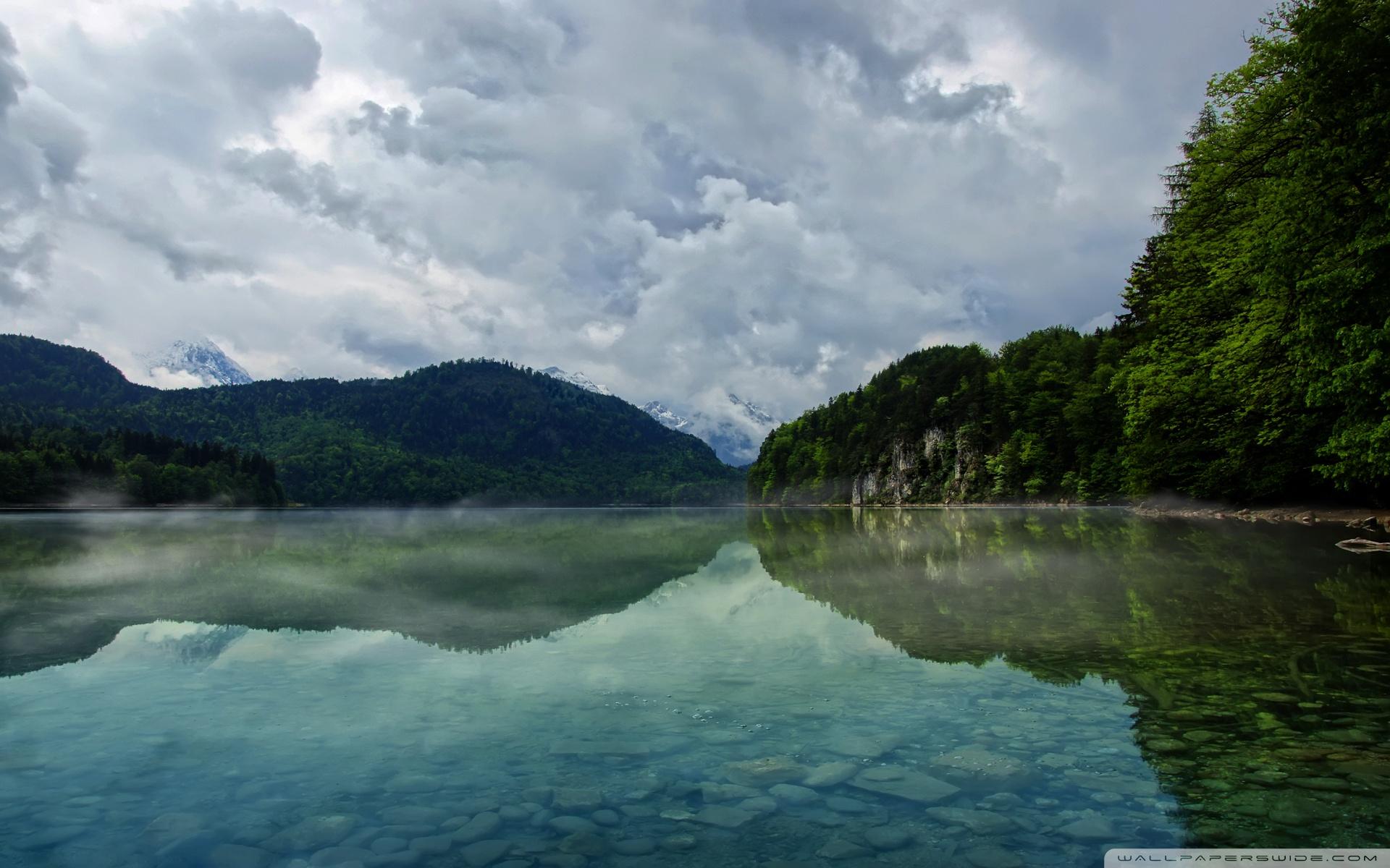 Cloudy Mountain Landscape ❤ 4K HD Desktop Wallpaper for 4K Ultra HD ...