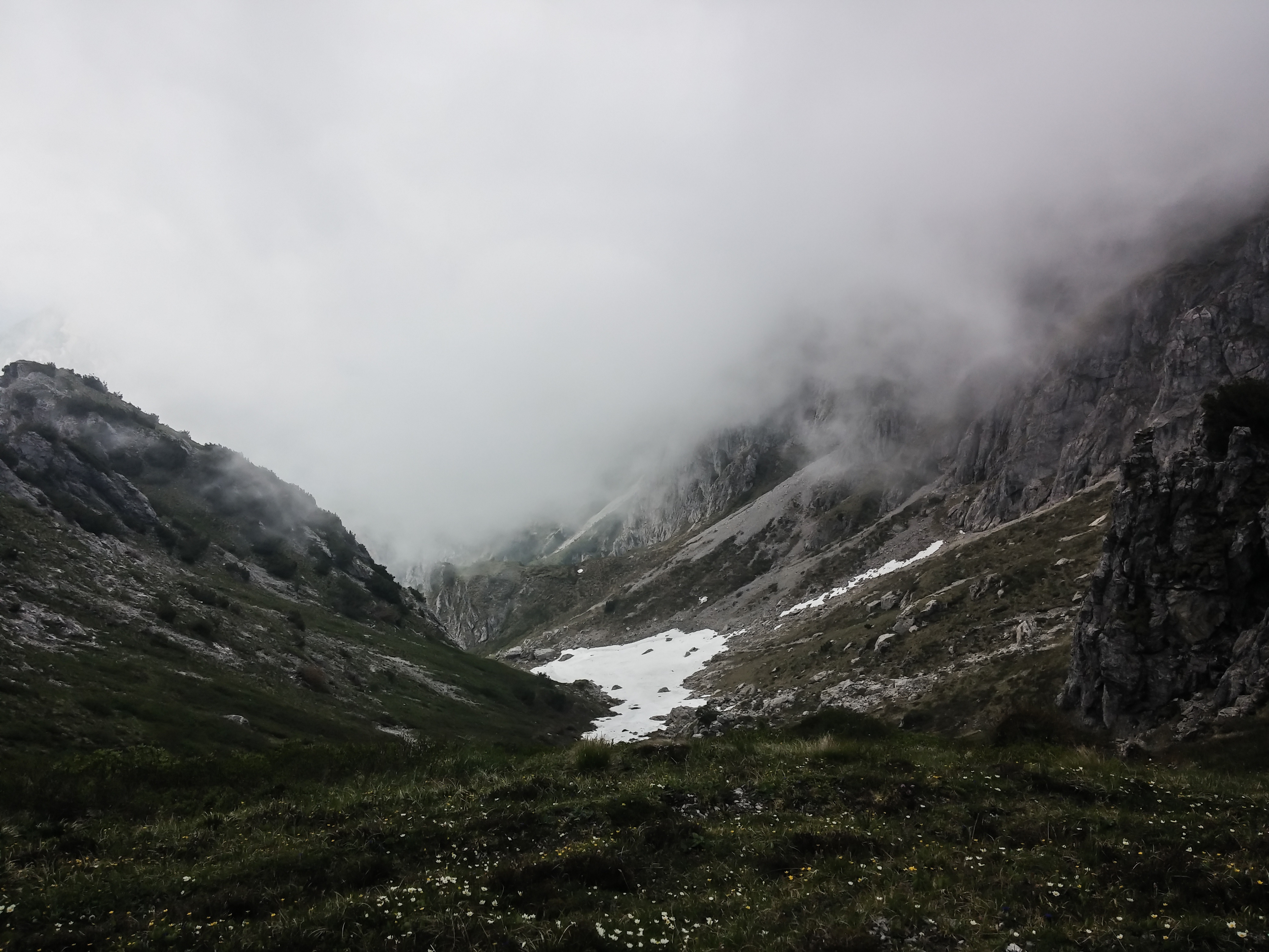 Cloudy Mountain, Adventure, Altitude, Cloudy, Height, HQ Photo