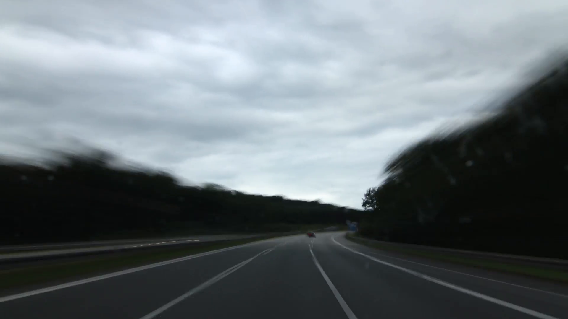 cloudy day road trip 4k time lapse spain Stock Video Footage ...