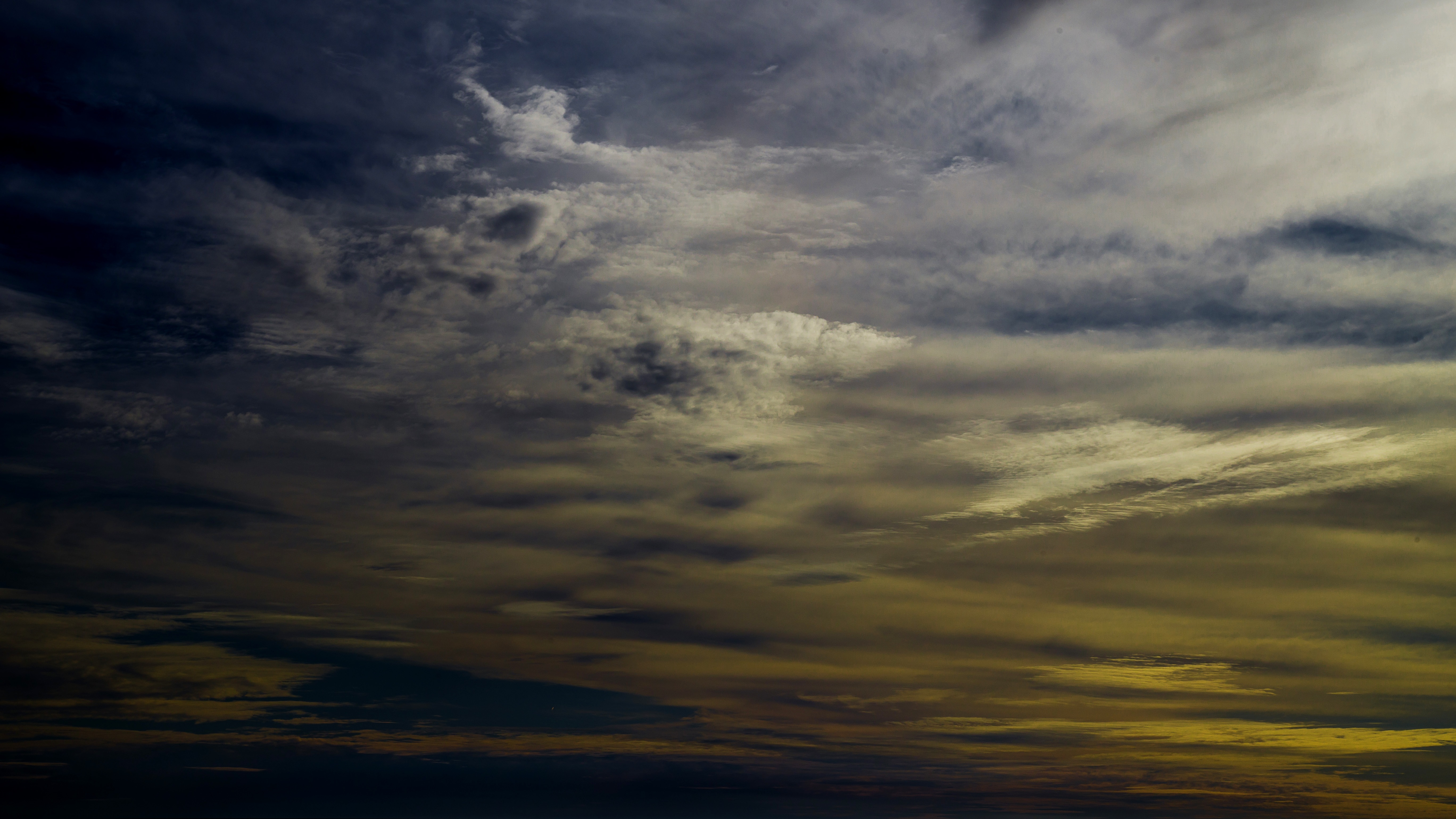 Cloudy sky, Cloud, Cloudy, Gray, Sky, HQ Photo
