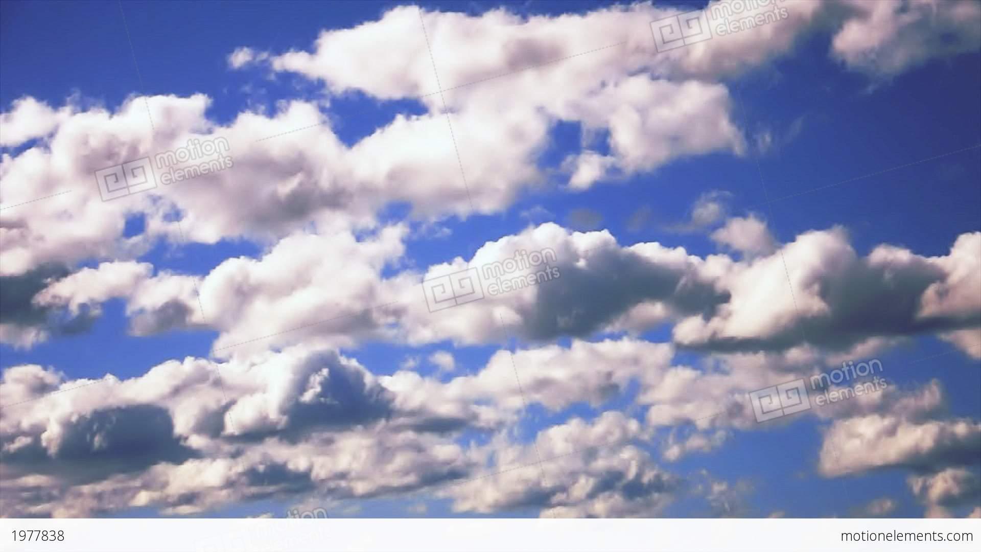 Australia Cloudy Sky Stock Animation   1977838