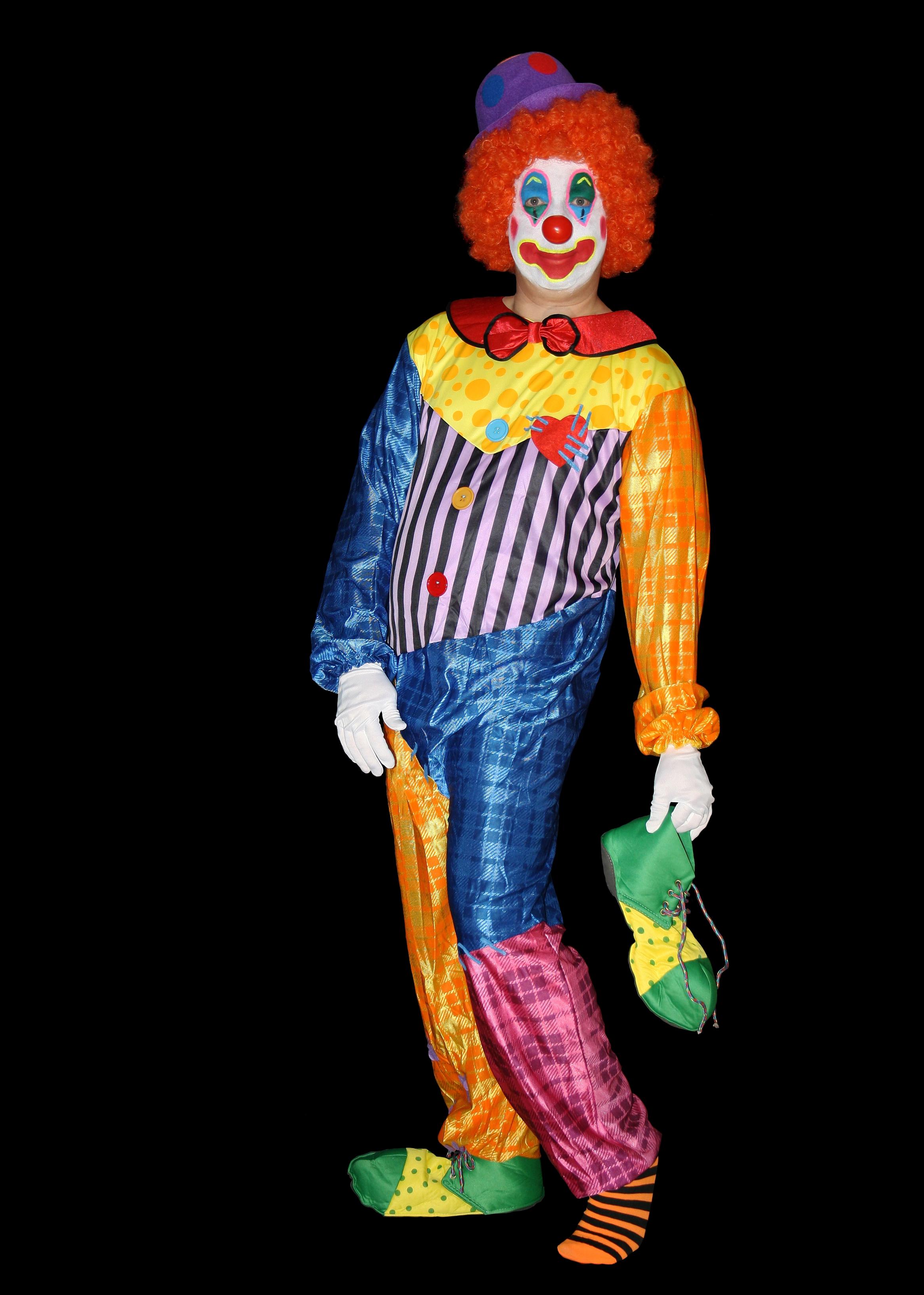 Clown Background, Clown Background