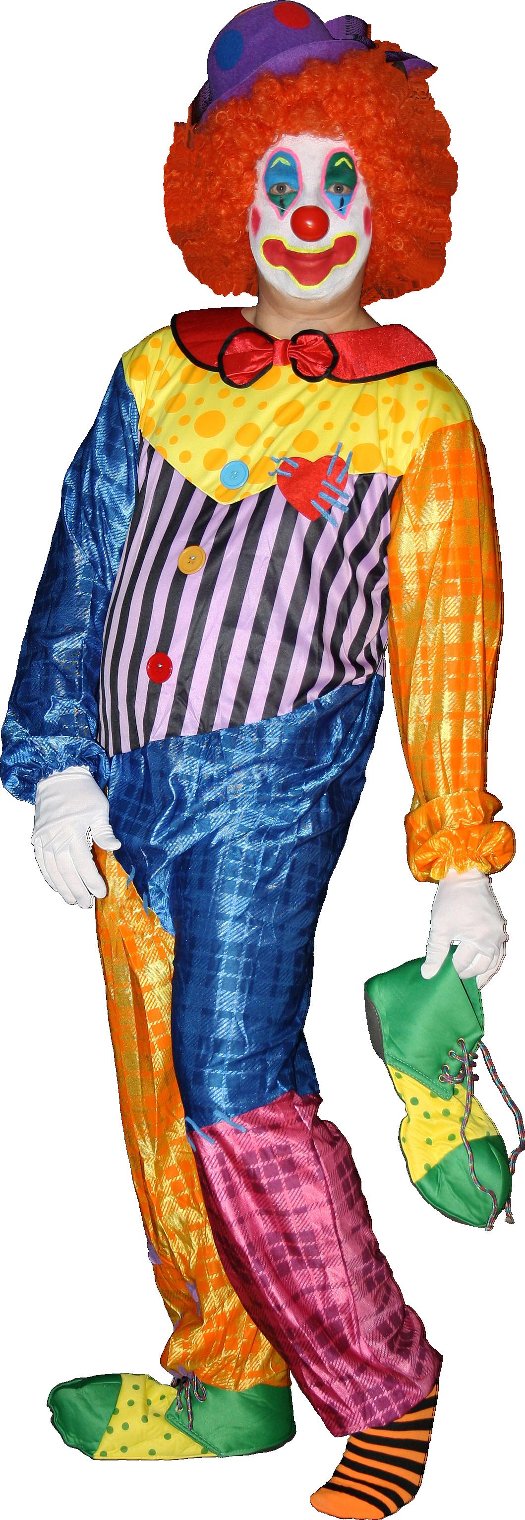 Clown Cutout, Clown Cutout