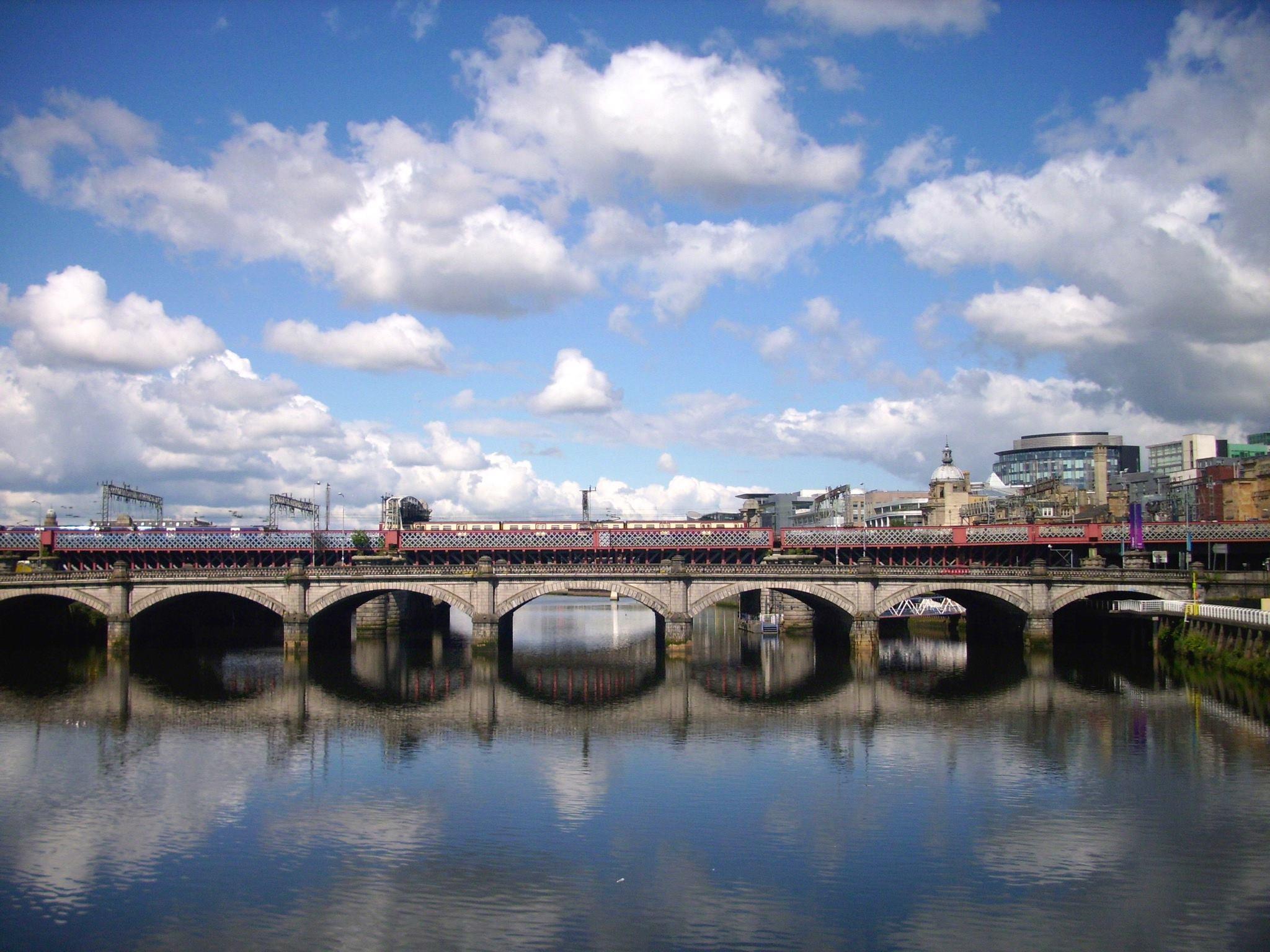 River Clyde Bridge - Corel Discovery Center