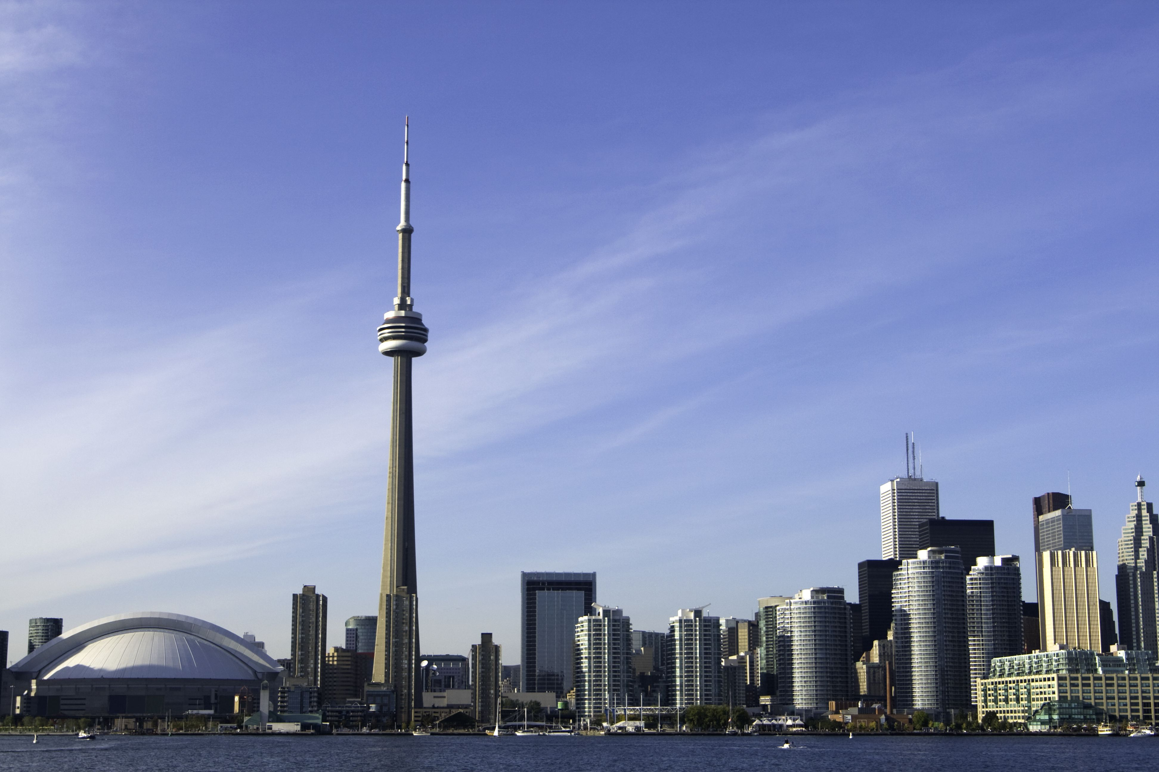 15 Fascinating Facts About Toronto's CN Tower