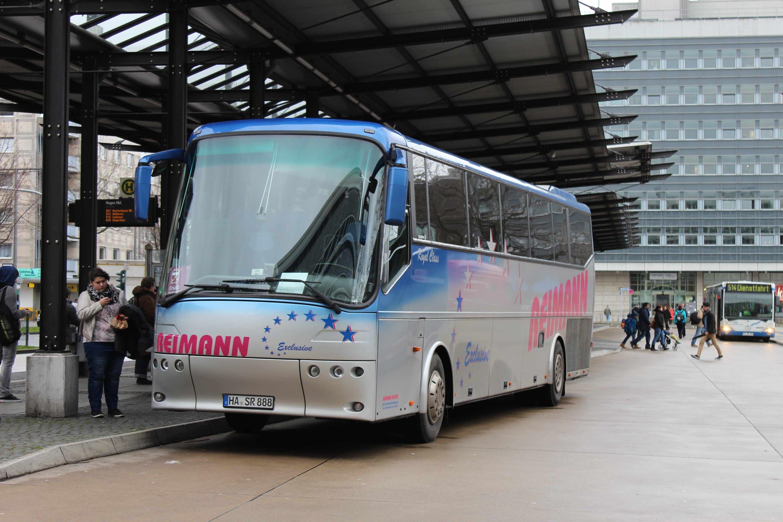 Sound] Bus VDL Bova Futura der Fa Reimann Reisen - YouTube