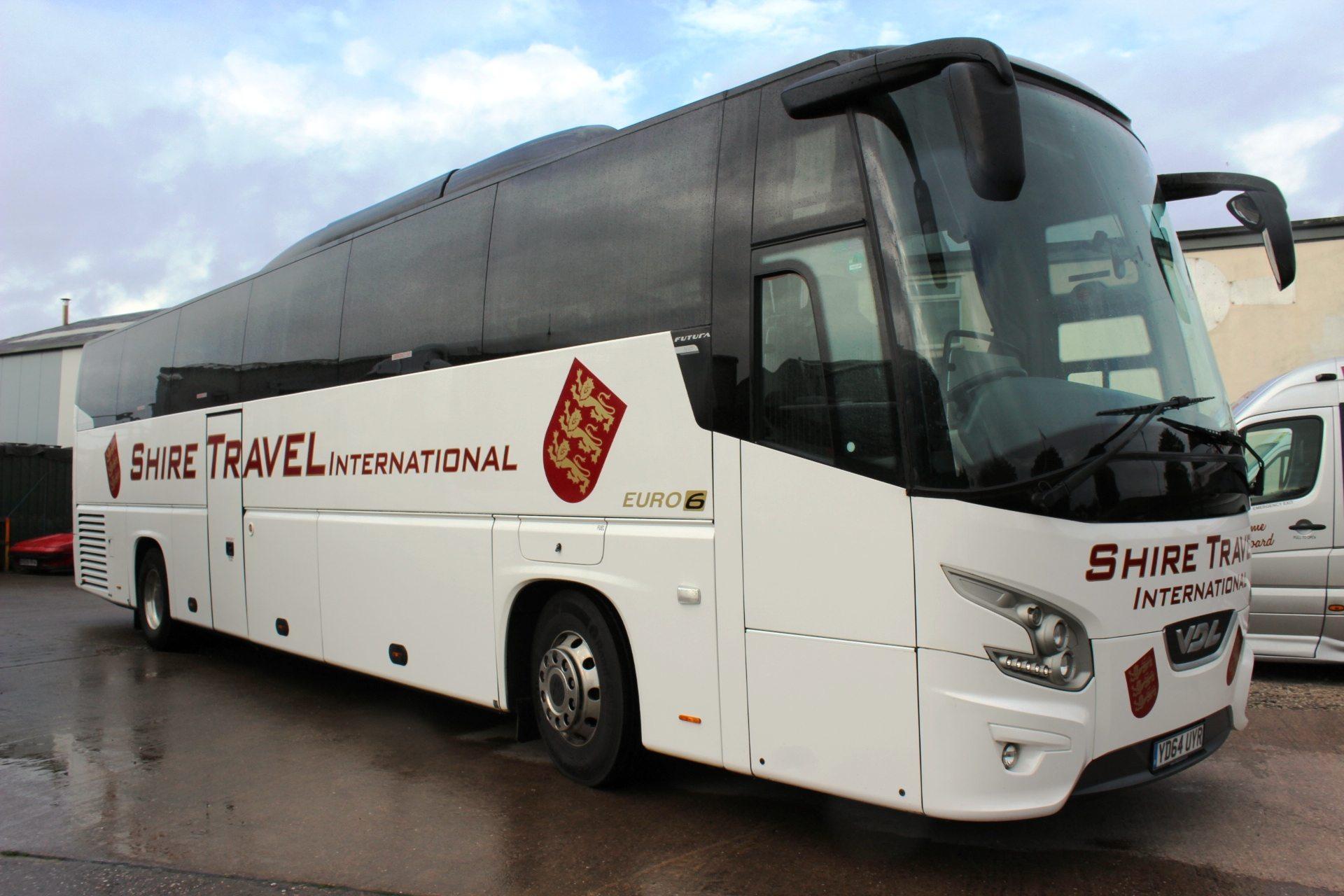 2014 BOVA FUTURA 57 EXEC EURO 6 - Hills Coaches