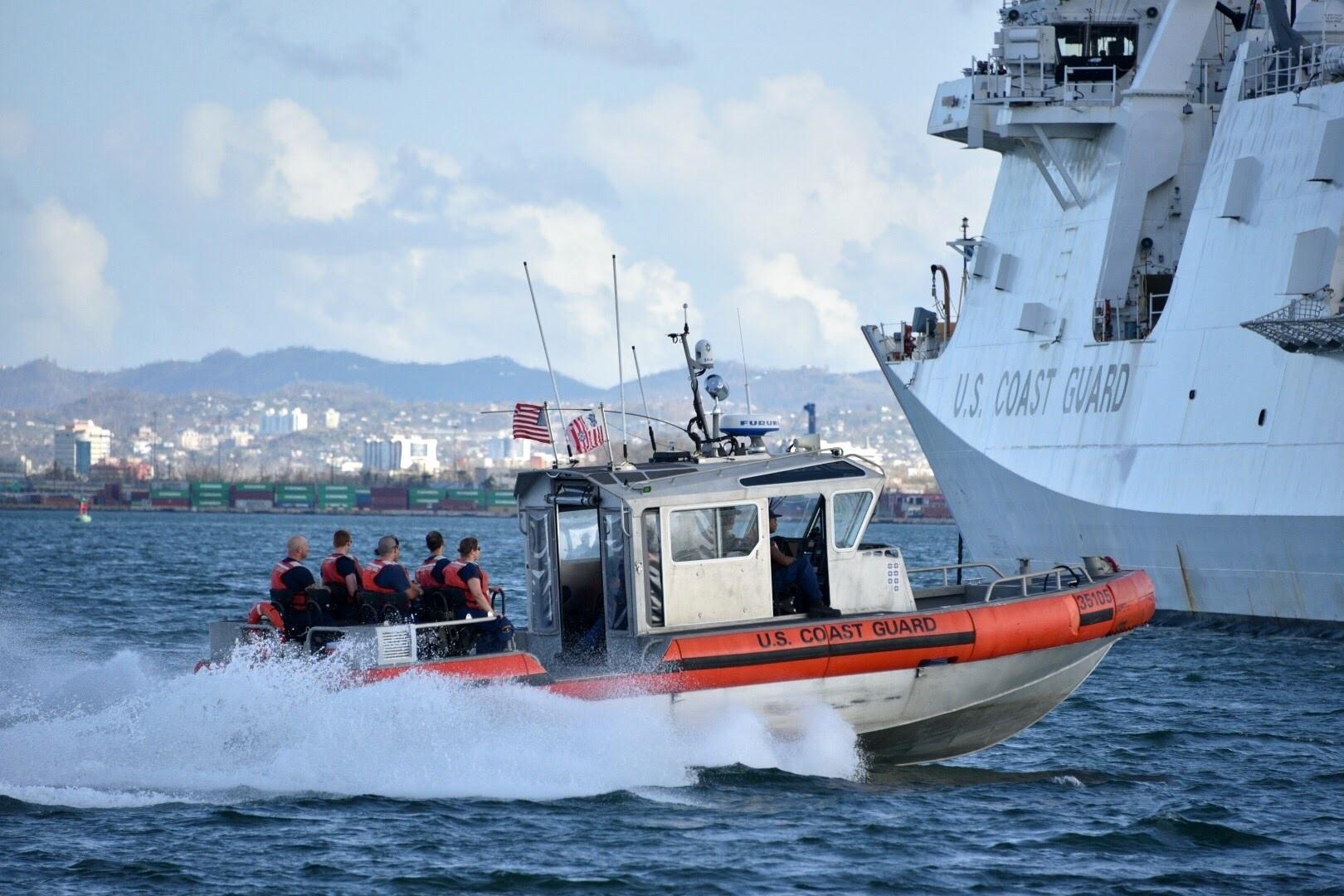 Coast Guard Cutter James, Boat, Cutter, Personnel, Vessel, HQ Photo