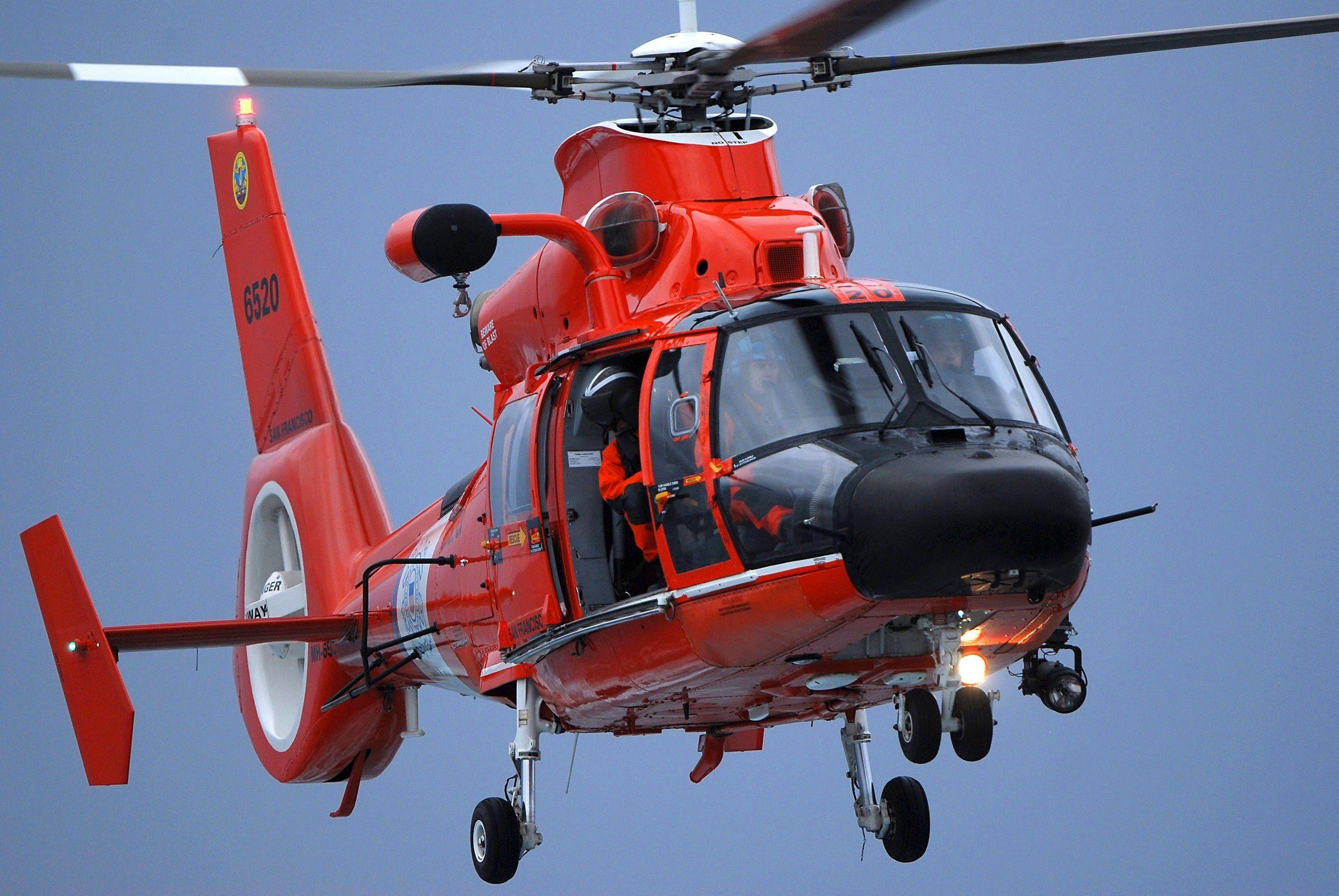 Aerospatiale-hh-65-dolphin-san-francisco-united-states-coast-guard ...