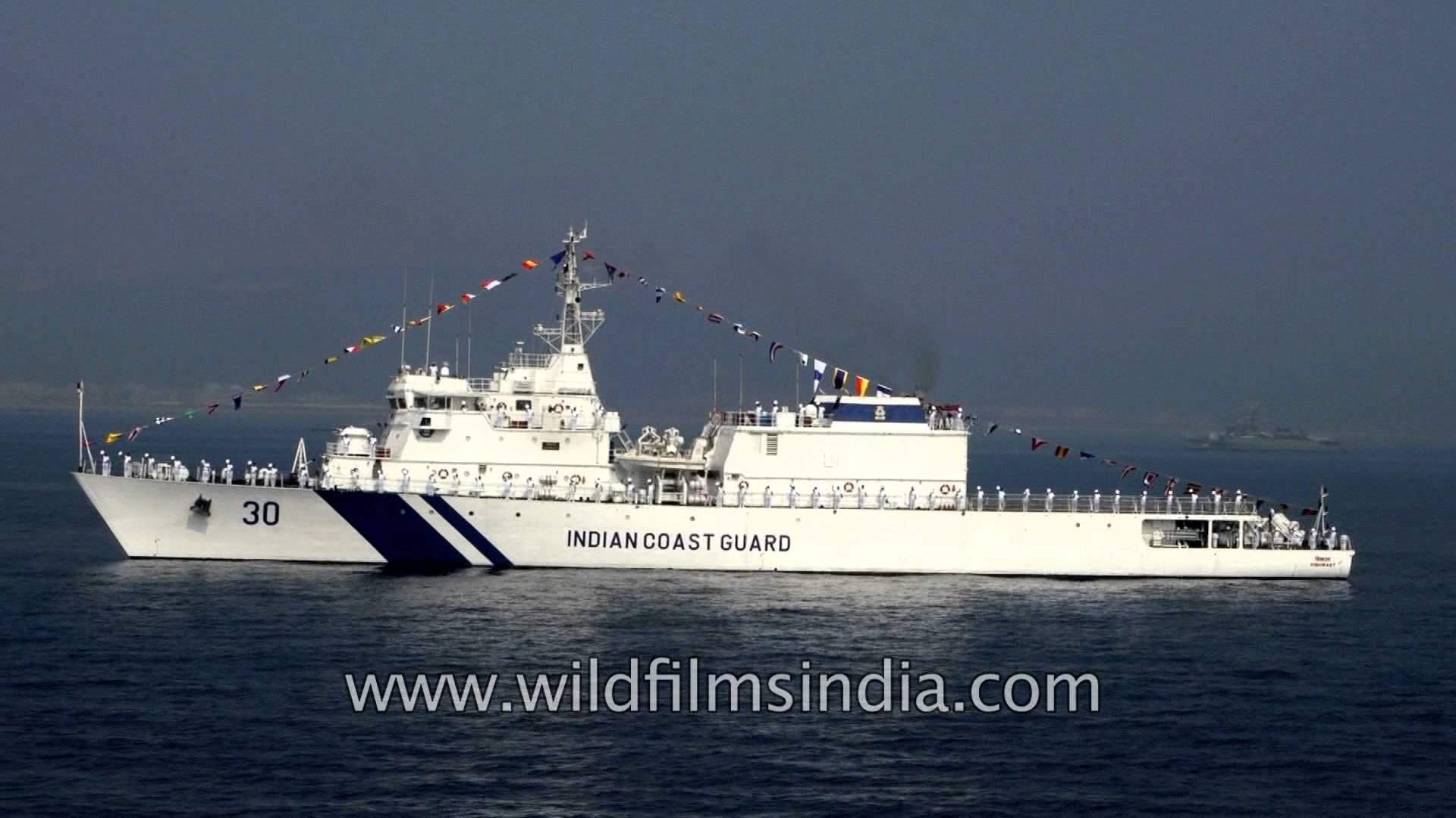 Coast guard ship photo