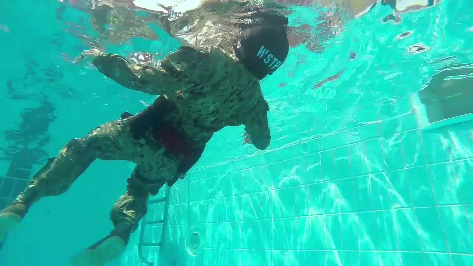 Coast guard training photo