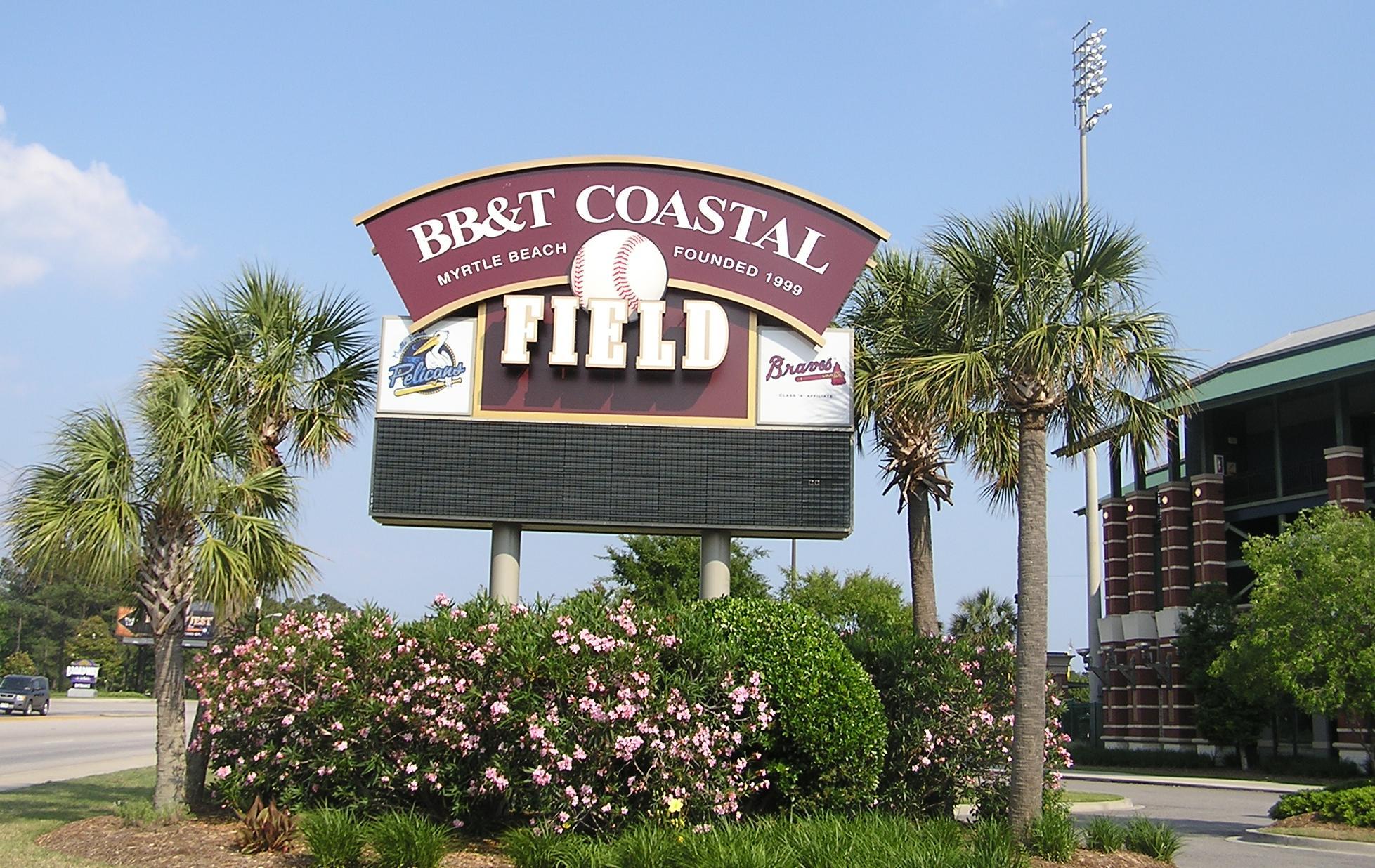 B B & T COASTAL FIELD