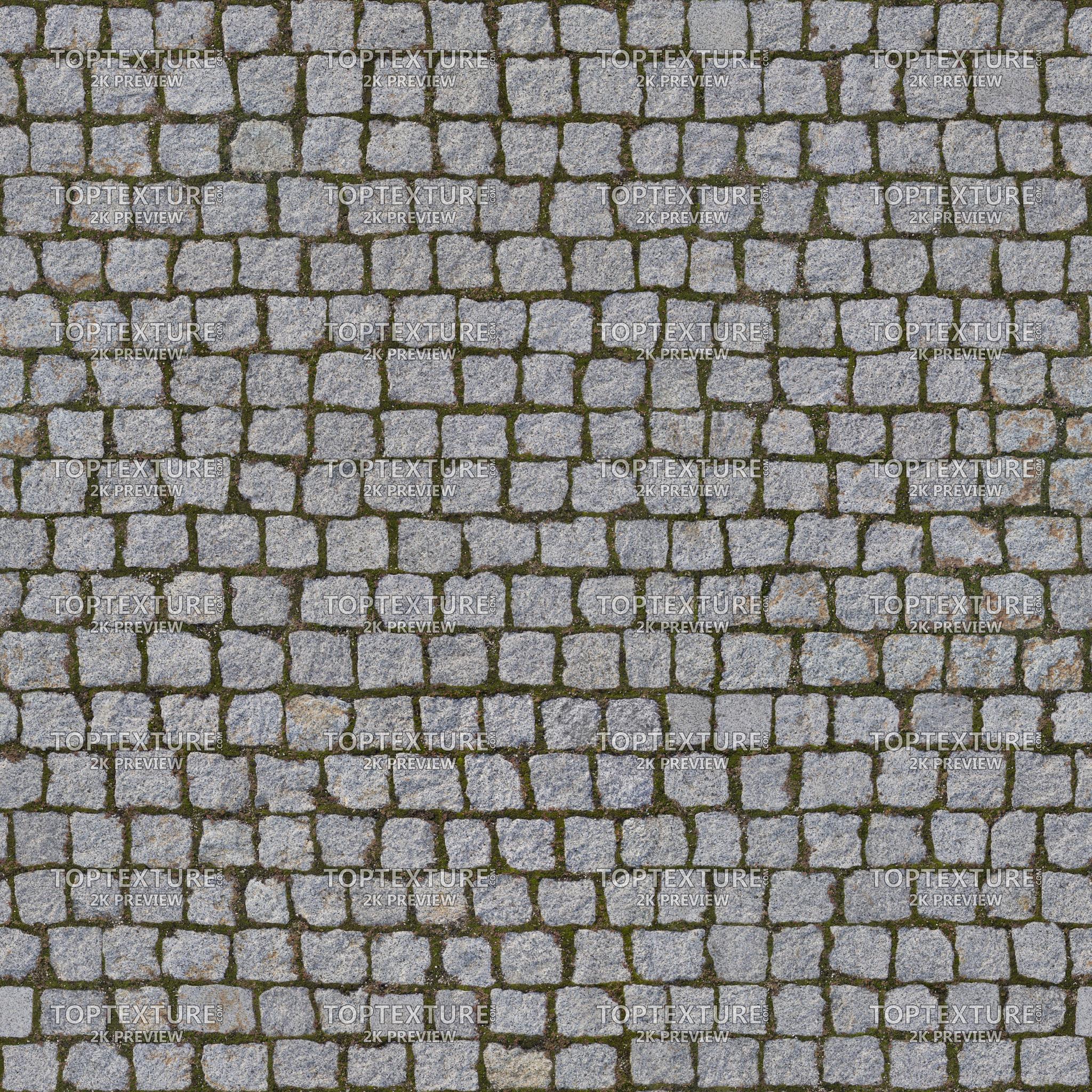 Concrete Cobble Street : Free photo cobbles in pavement rocks setts rock