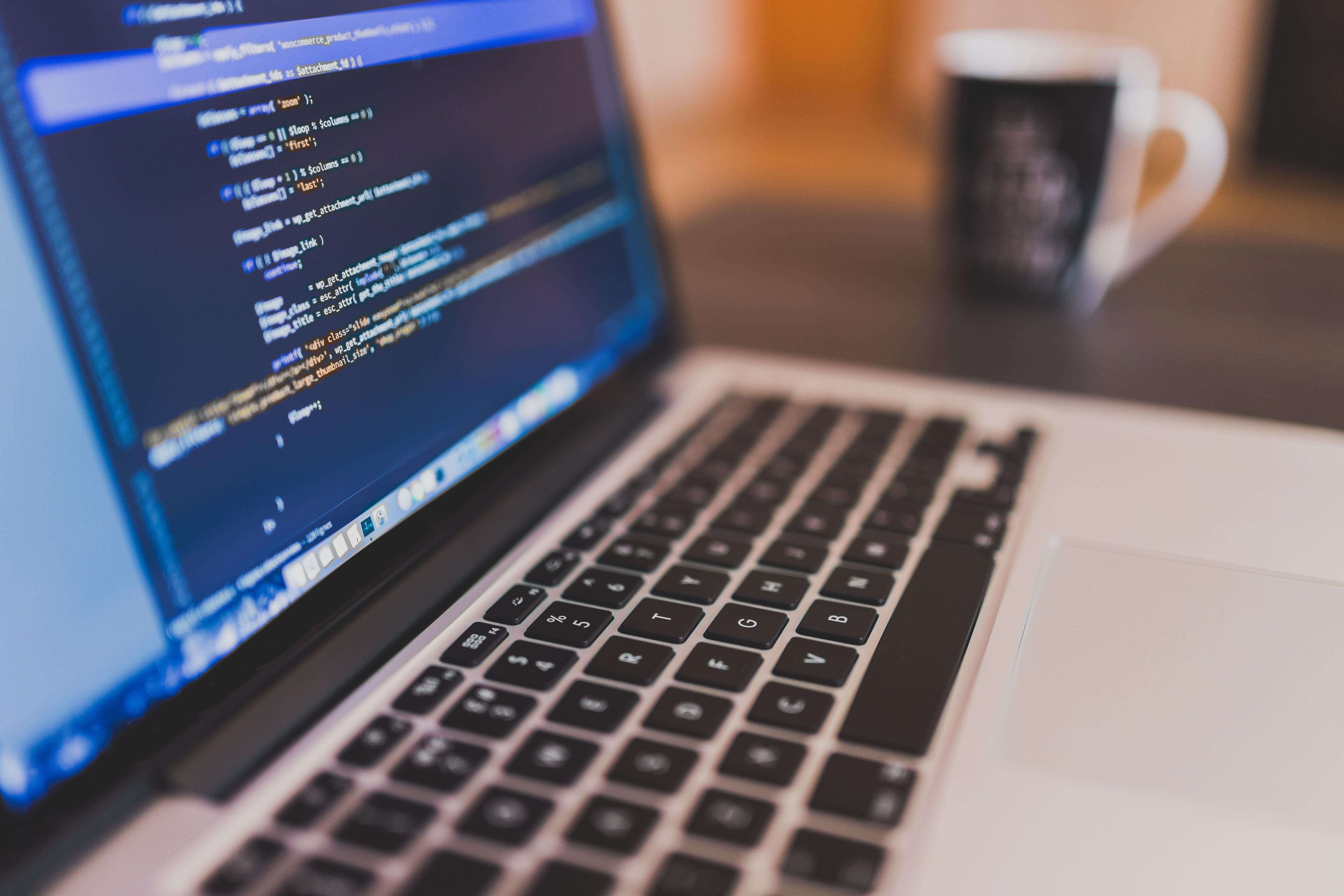Coding, Apple, Code, Computer, Laptop, HQ Photo