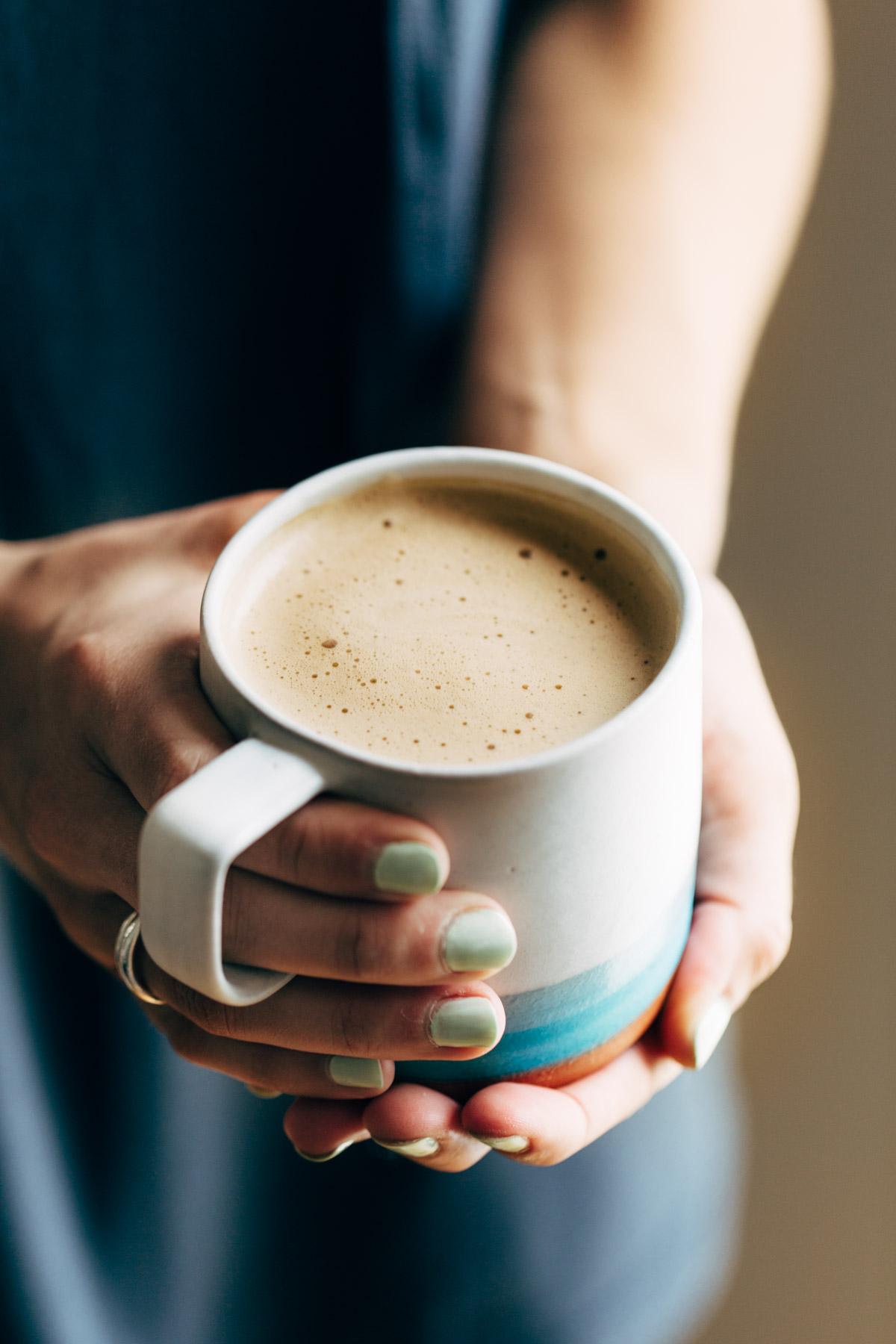 Unbelievably Good Cashew Coffee Recipe - Pinch of Yum