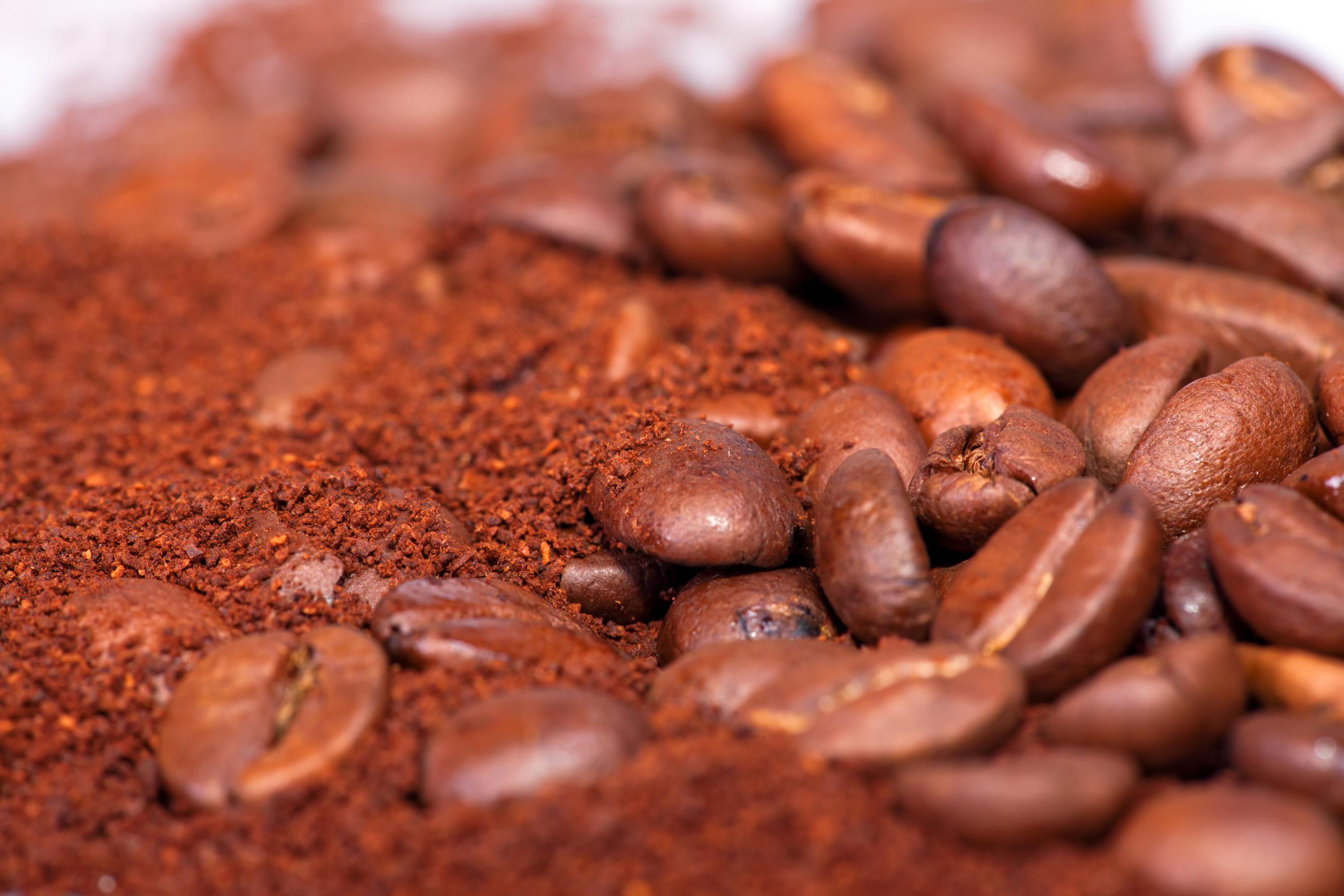 Coffee beans, Arabica, Espresso, Roasted, Natural, HQ Photo