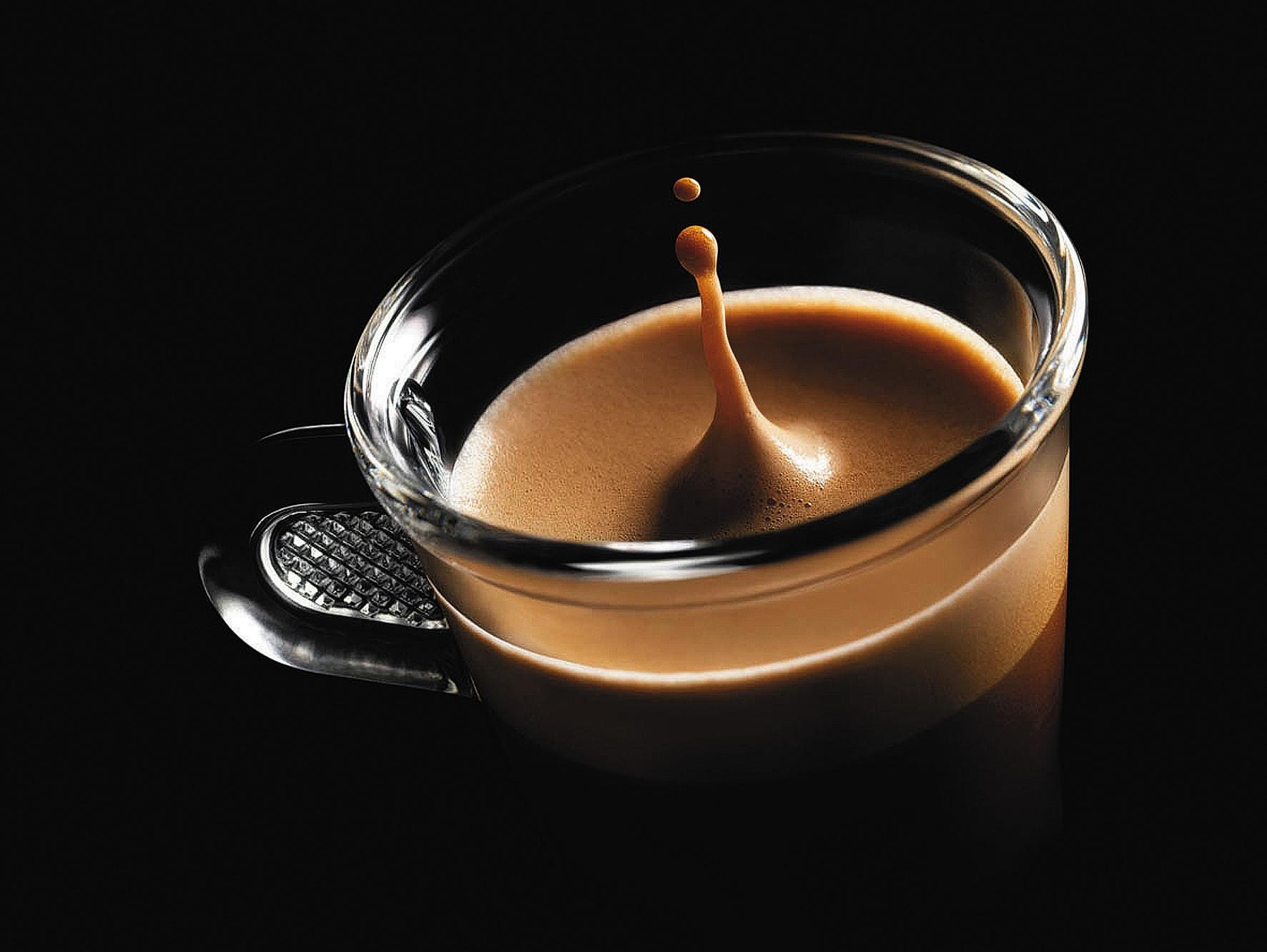 Coffee Drop - Coffee Drinker