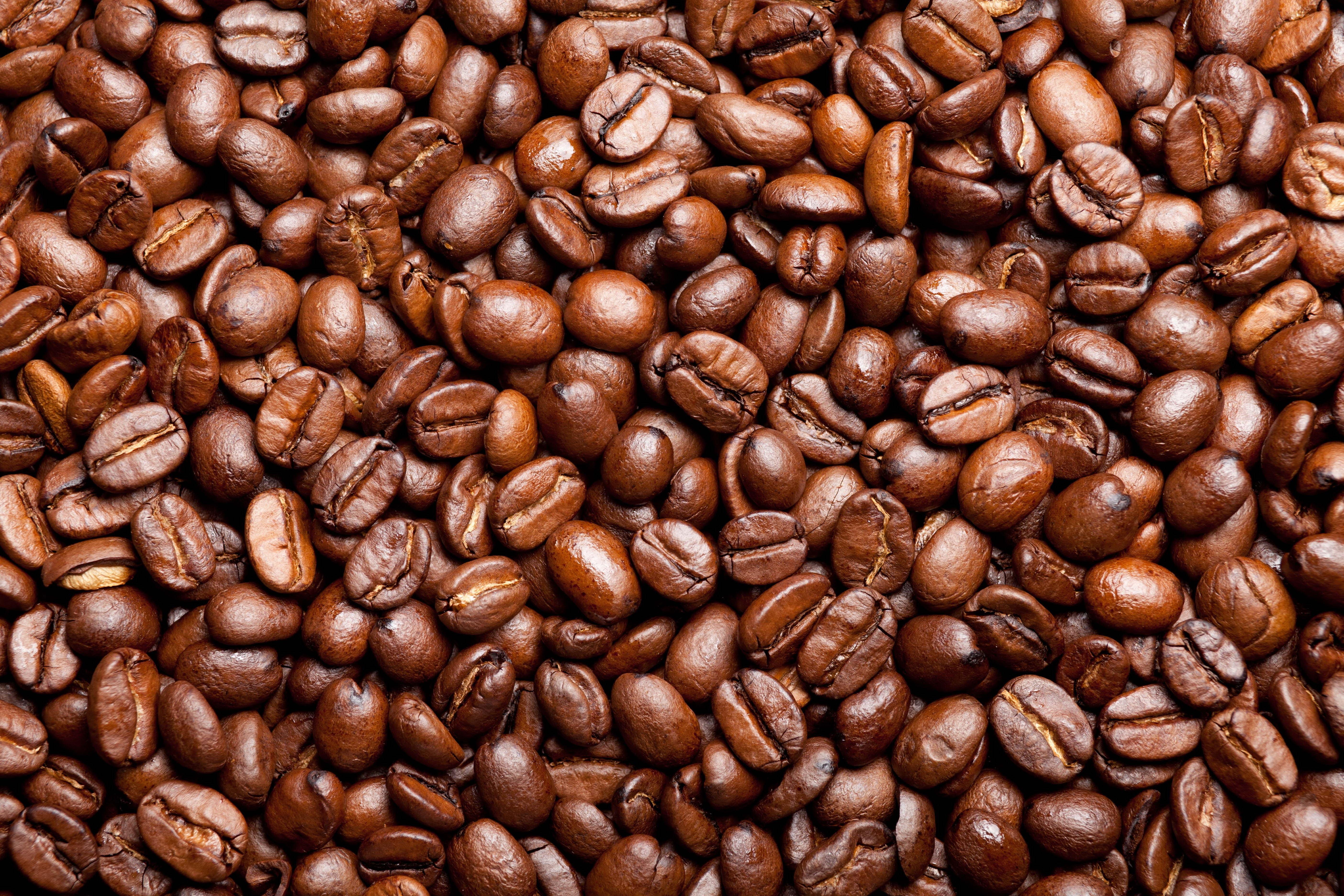 Brown coffee beans HD wallpaper | Wallpaper Flare