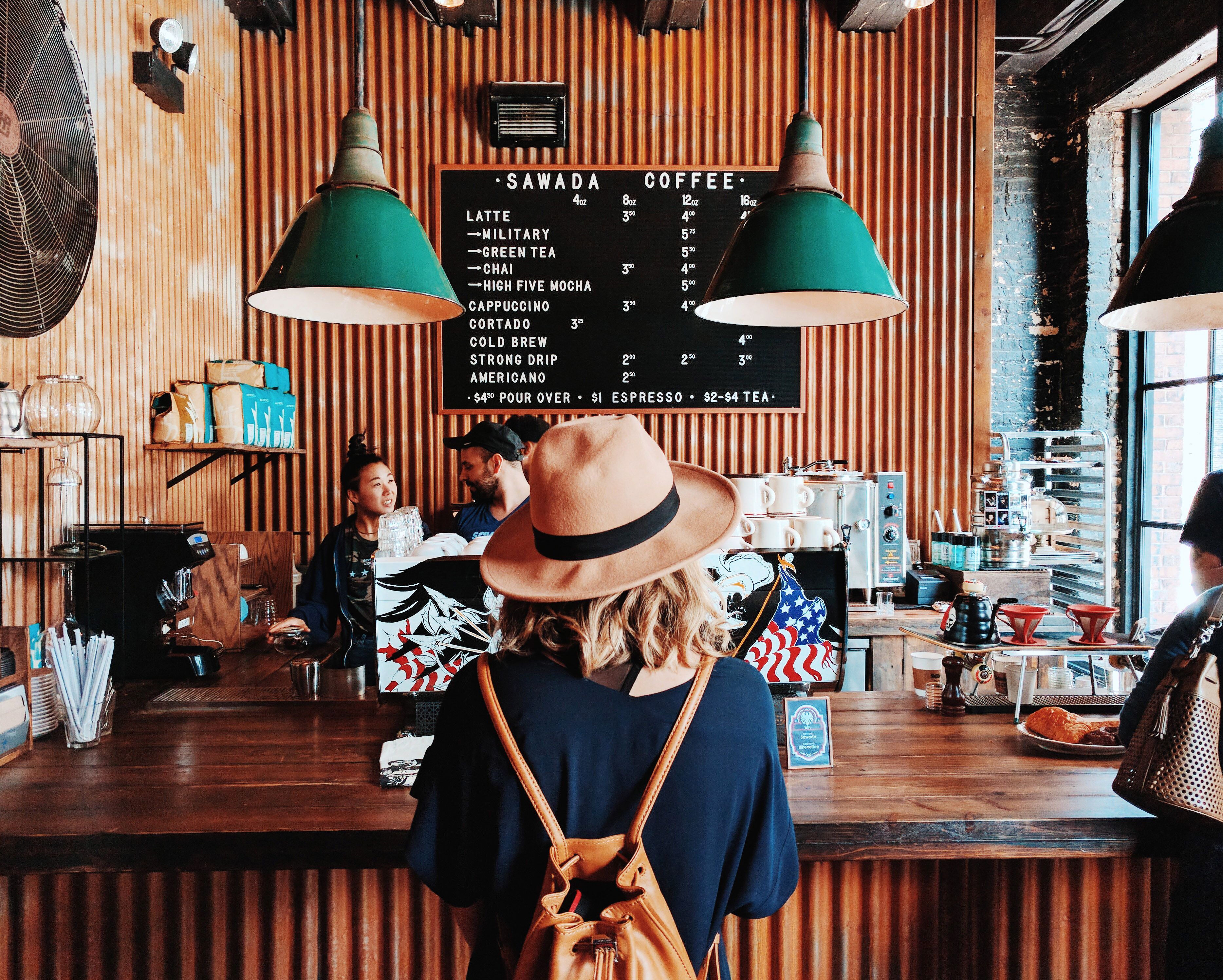 People in a Coffee Shop image - Free stock photo - Public Domain ...