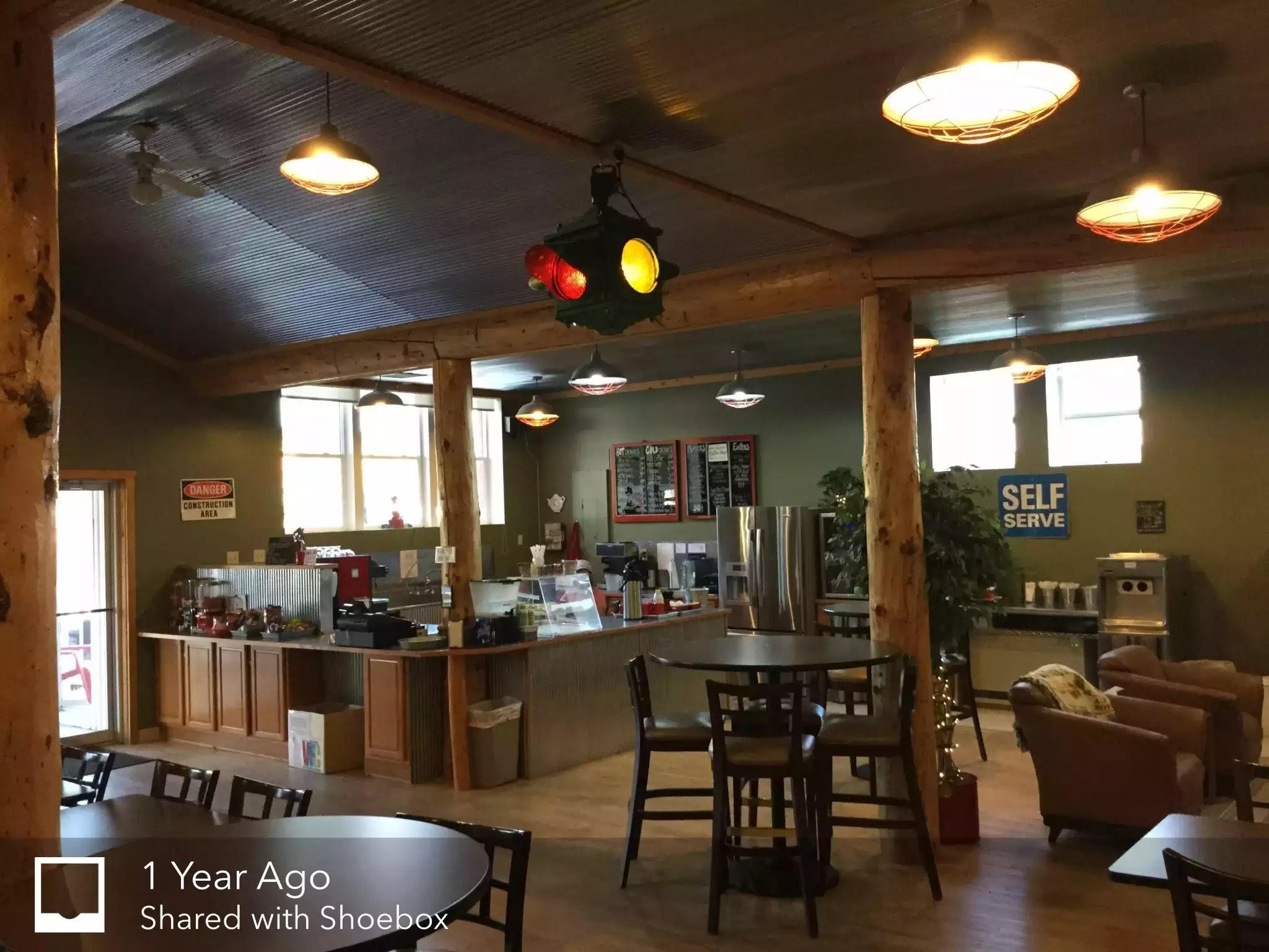 Coffee Shop - Table Mountain Church