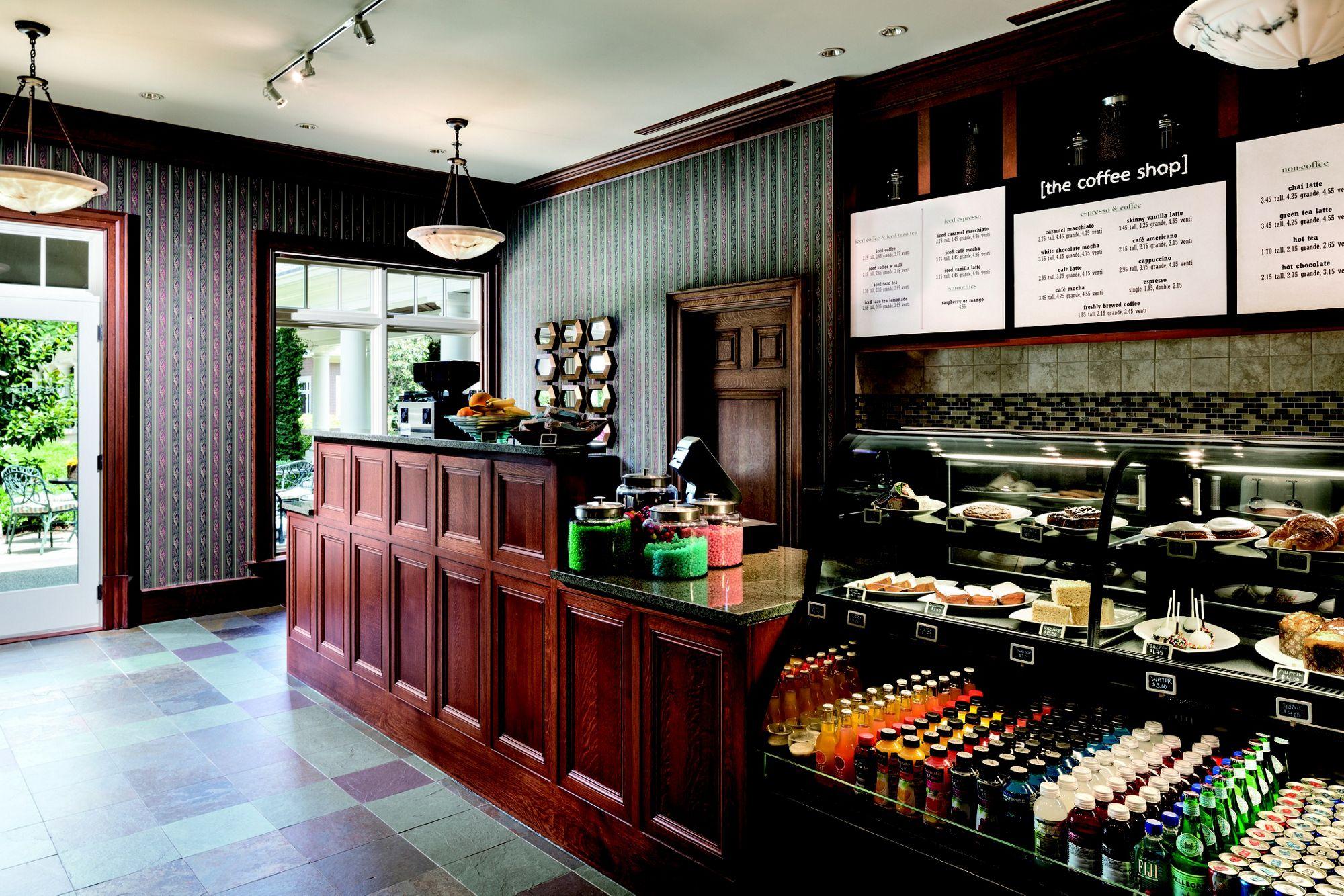 The Coffee Shop | The Ritz-Carlton Reynolds, Lake Oconee