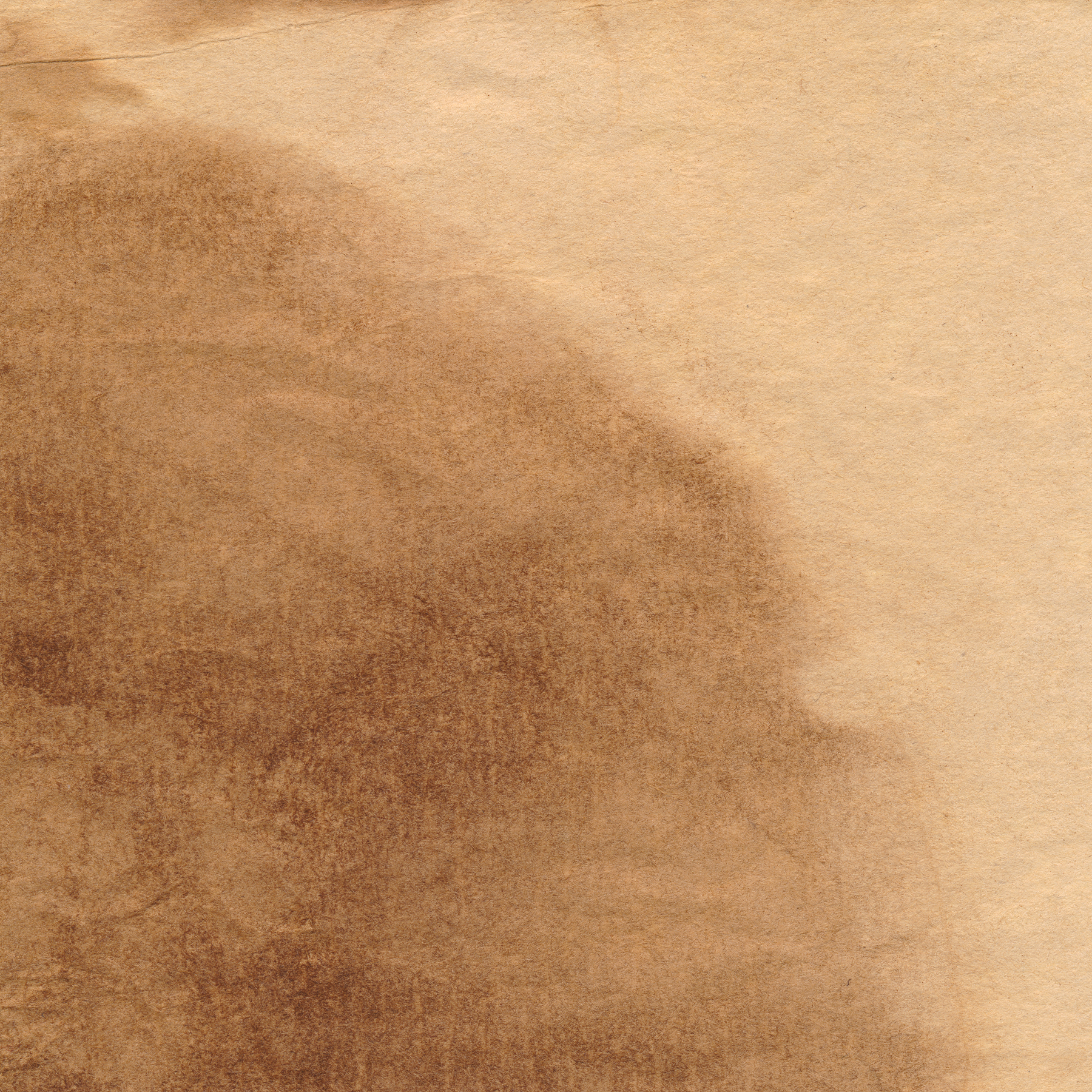 Coffee Stained Paper Texture, Abstract, Sepia, Space, Soiled, HQ Photo