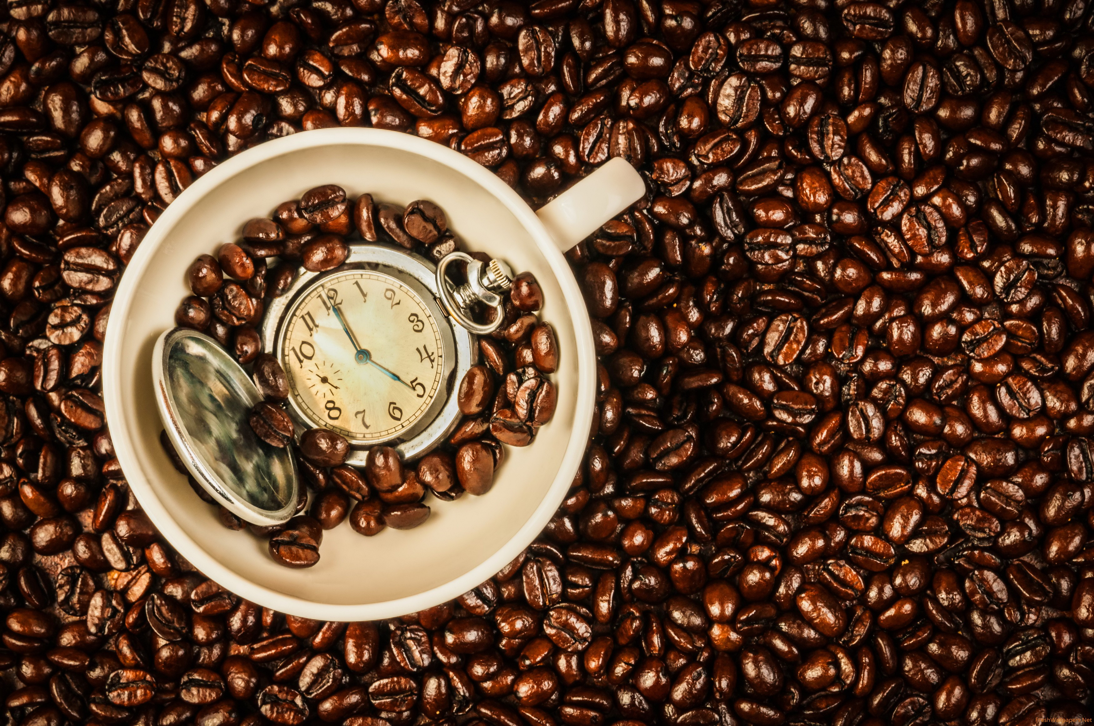 coffee time wallpapers | Freshwallpapers