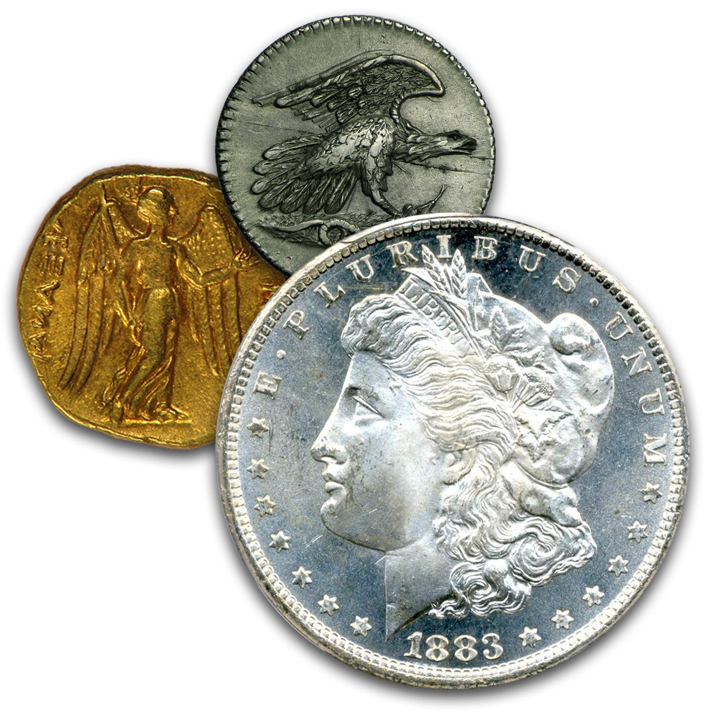 Rare Coins Top Picks | Rare Collectible Coins and Old Coins | Buy ...