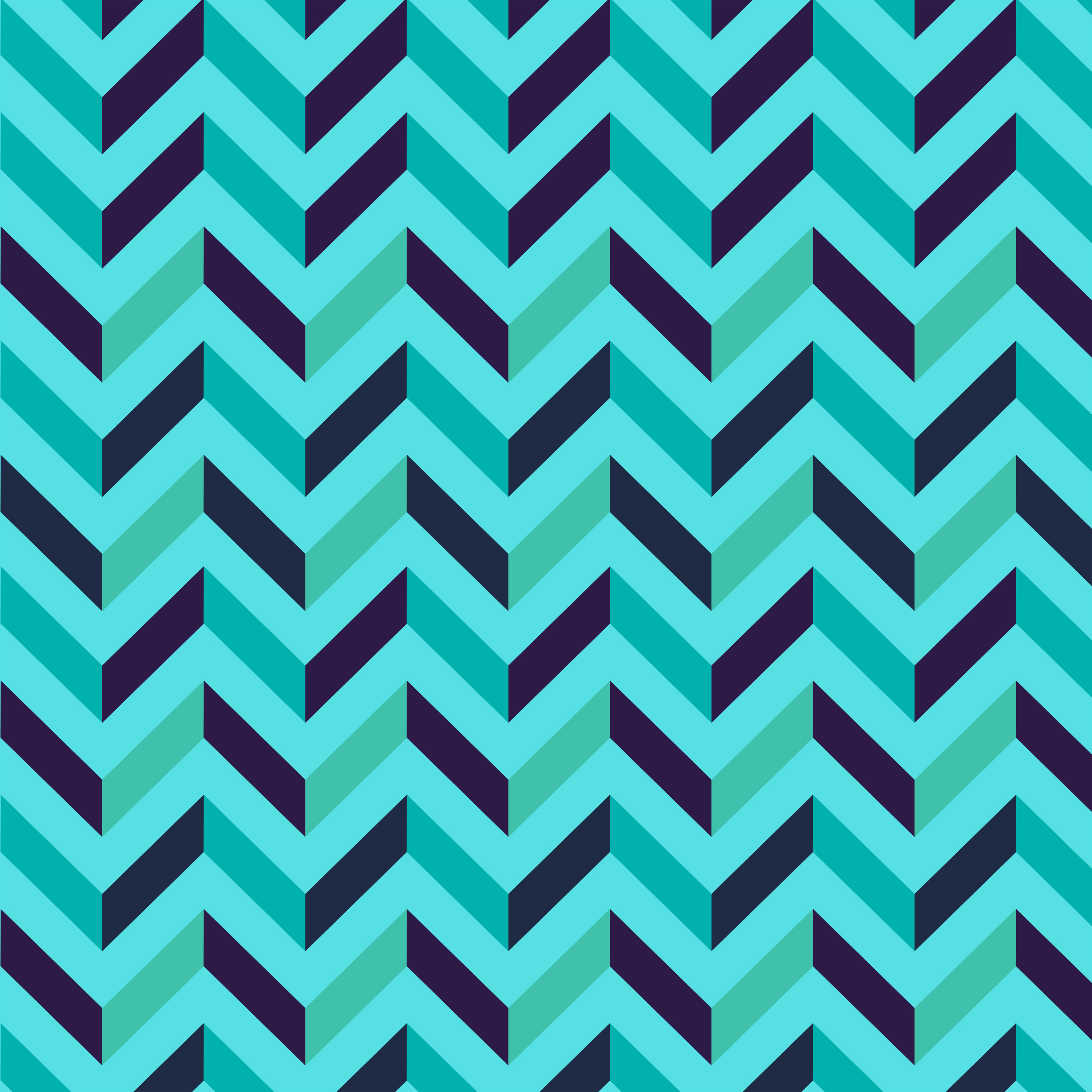 Cold-colored pattern background photo