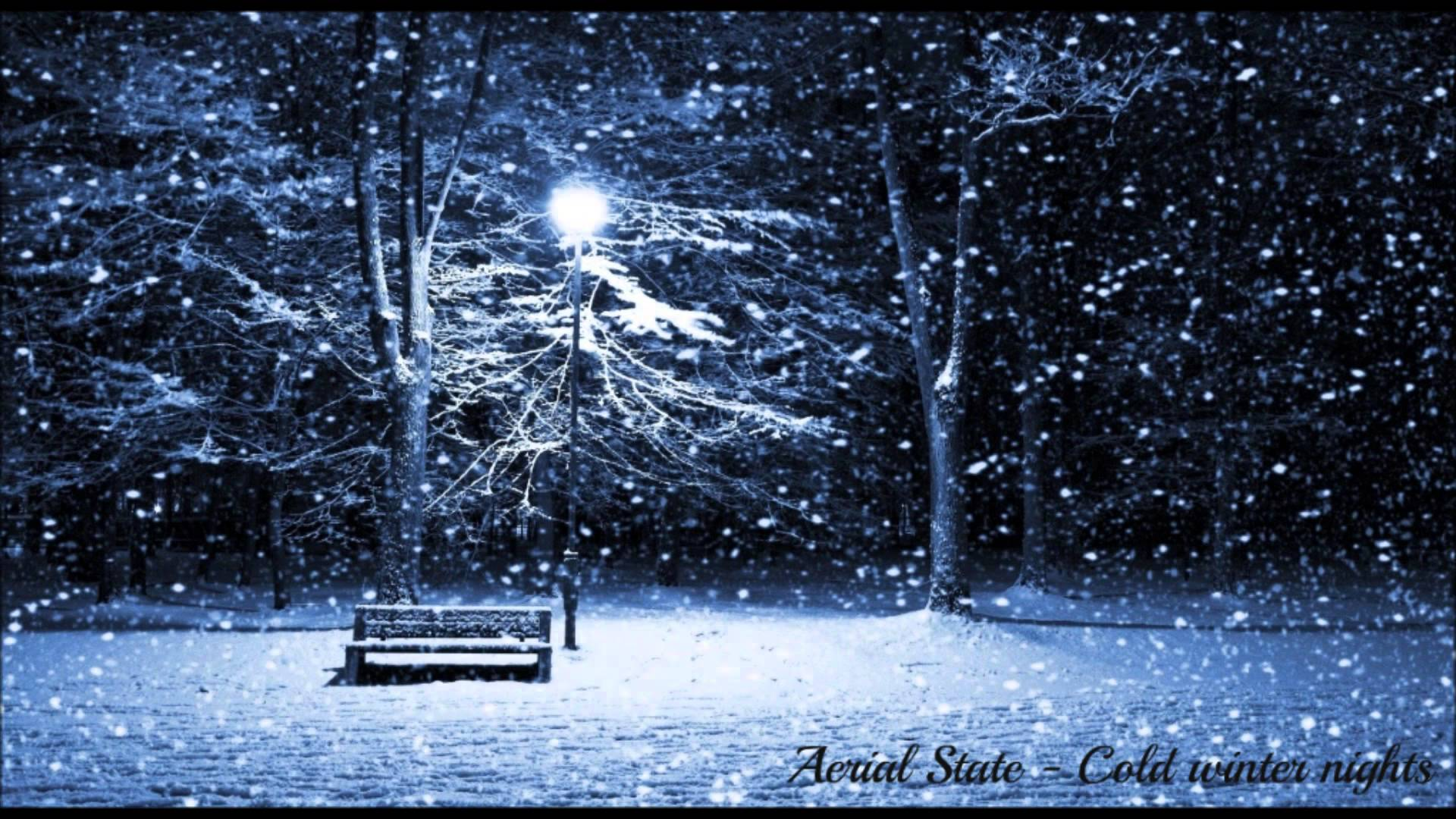 Winter nights photo