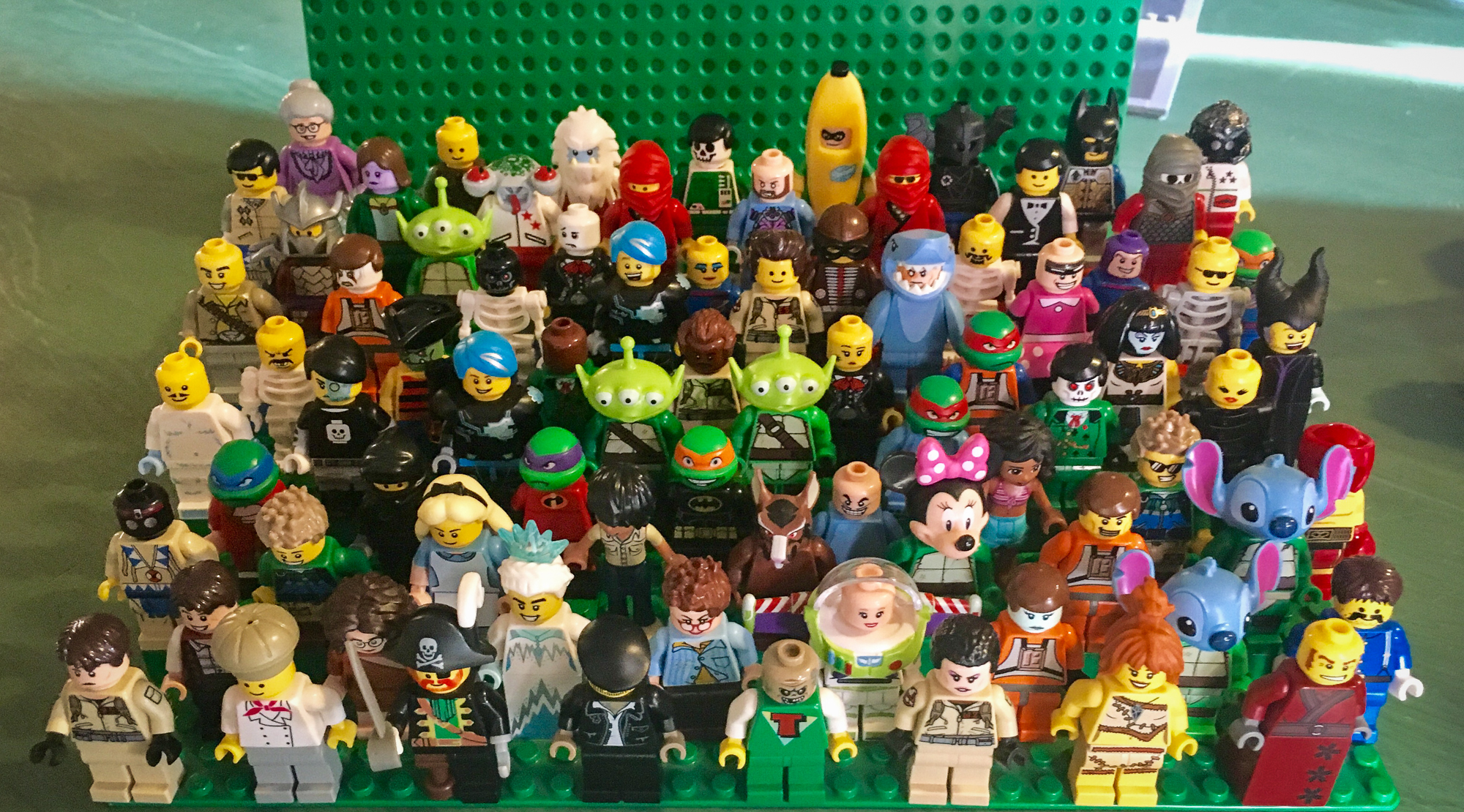 Help! My entire LEGO collection was stolen! – Ramblings From a Nobody