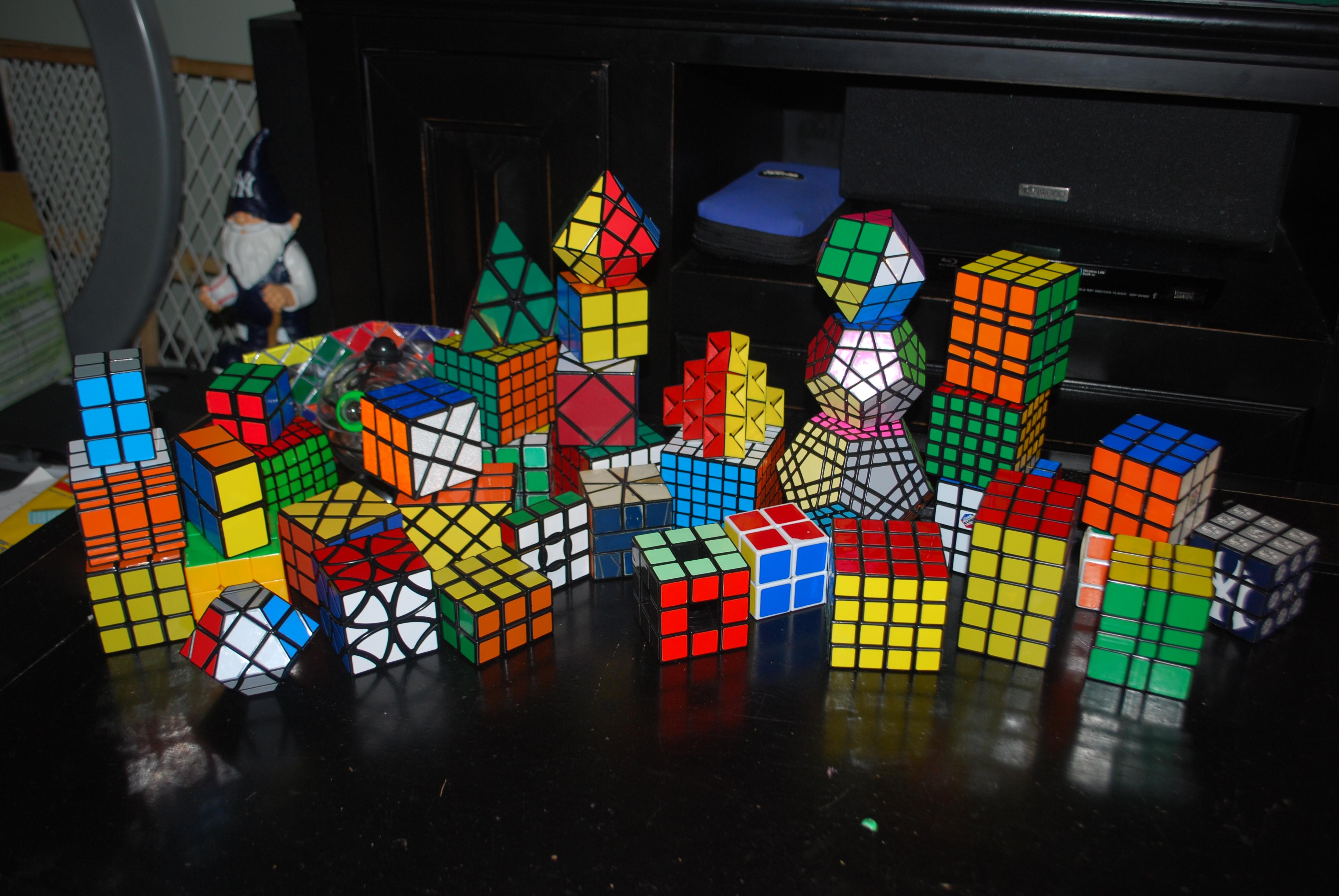 Cube Collection Update slateblog