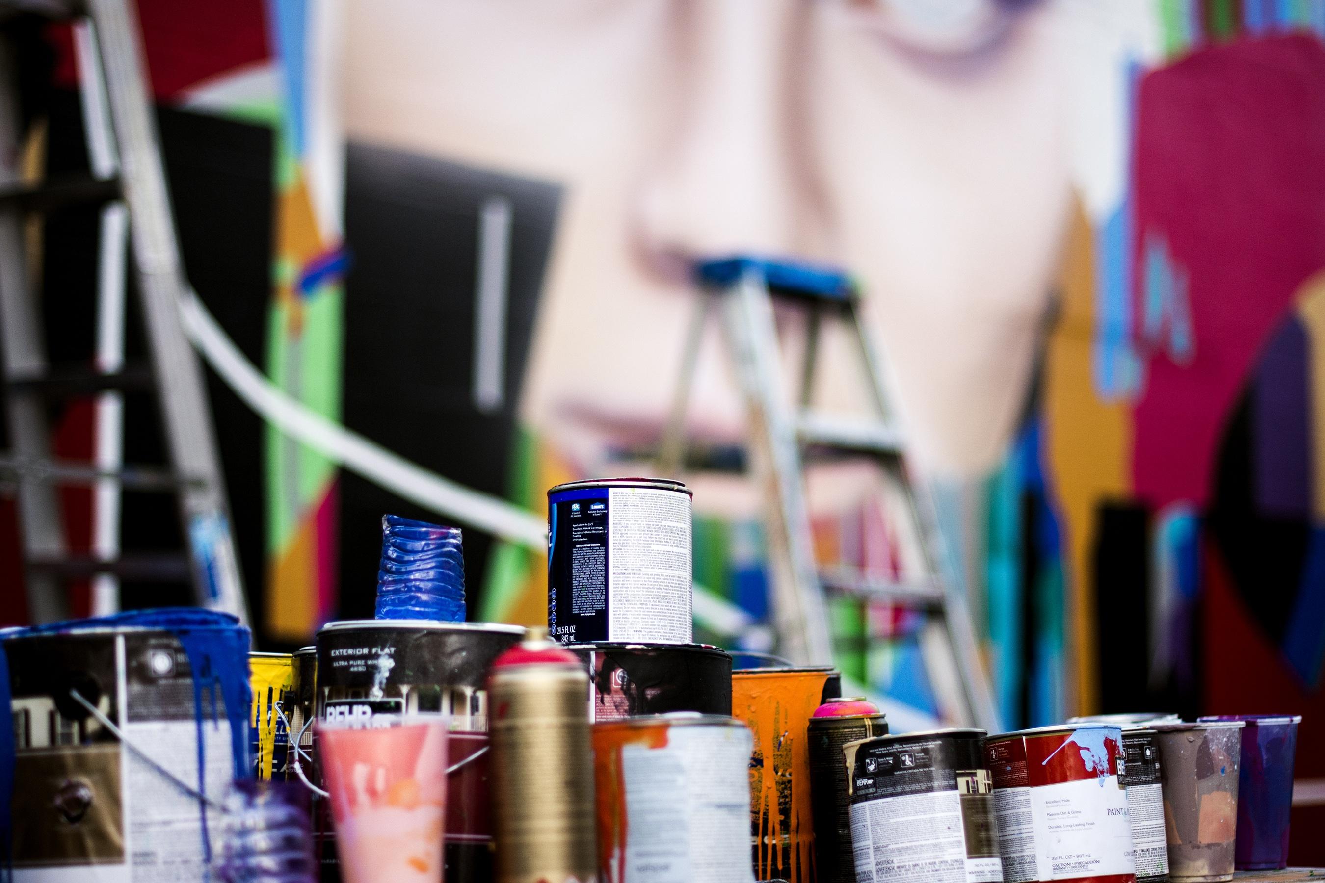 Color, Art, Colorful, Paint, Painter, HQ Photo