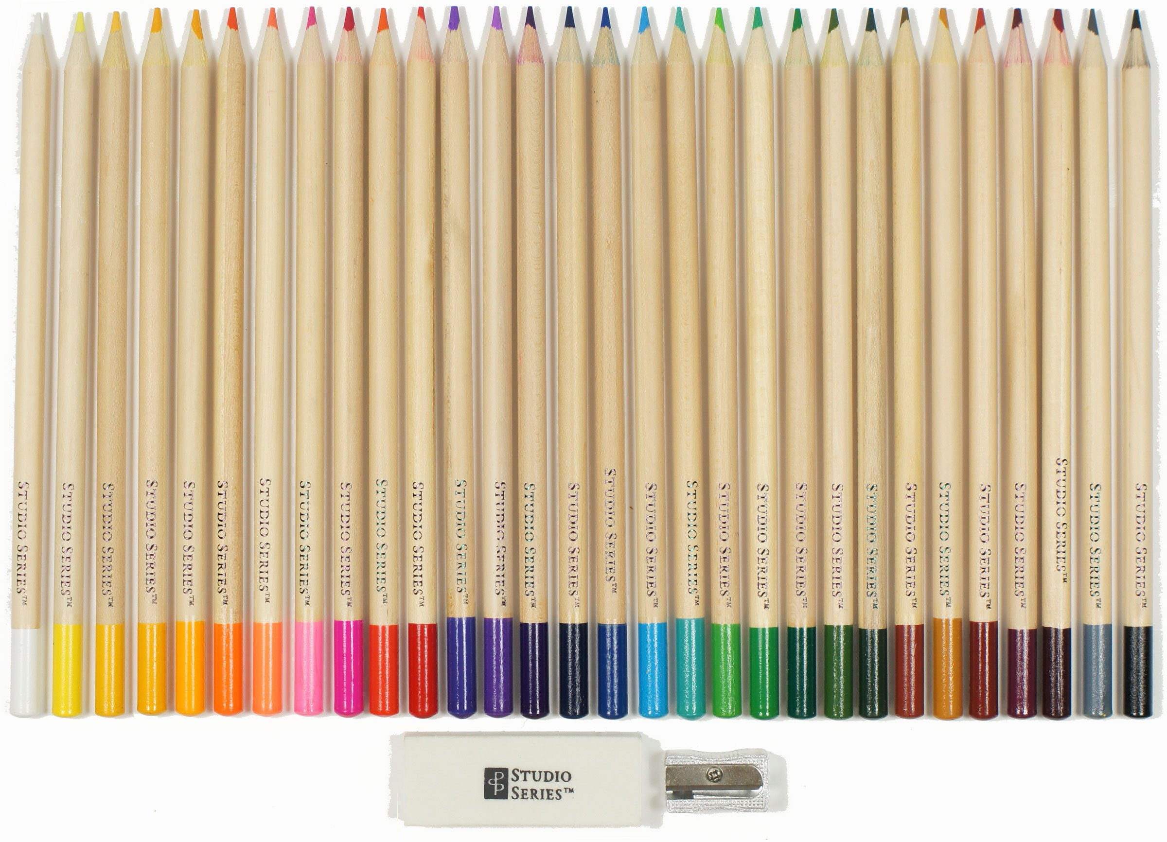 Studio Series Colored Pencil Set (Set of 30) (Multilingual Edition ...