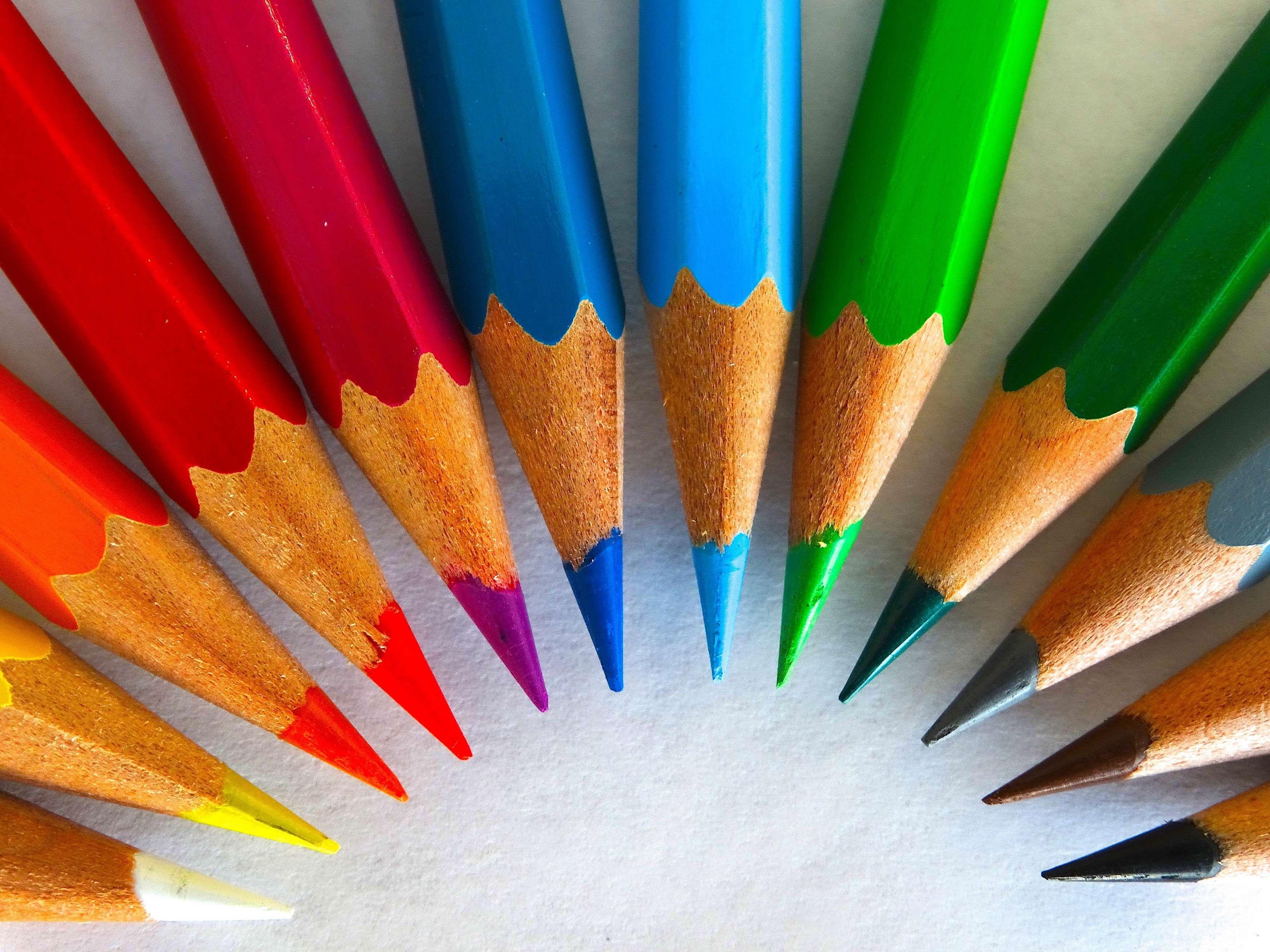 color pencils #colored pencils #colorful #colour pencils #coloured ...
