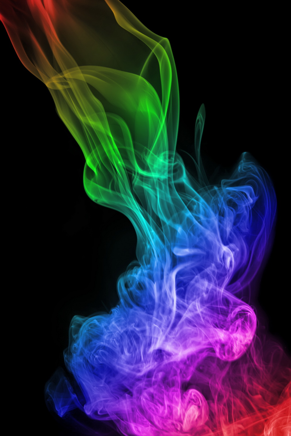 color smoke, Flare, Flow, Smell, Smoke, HQ Photo